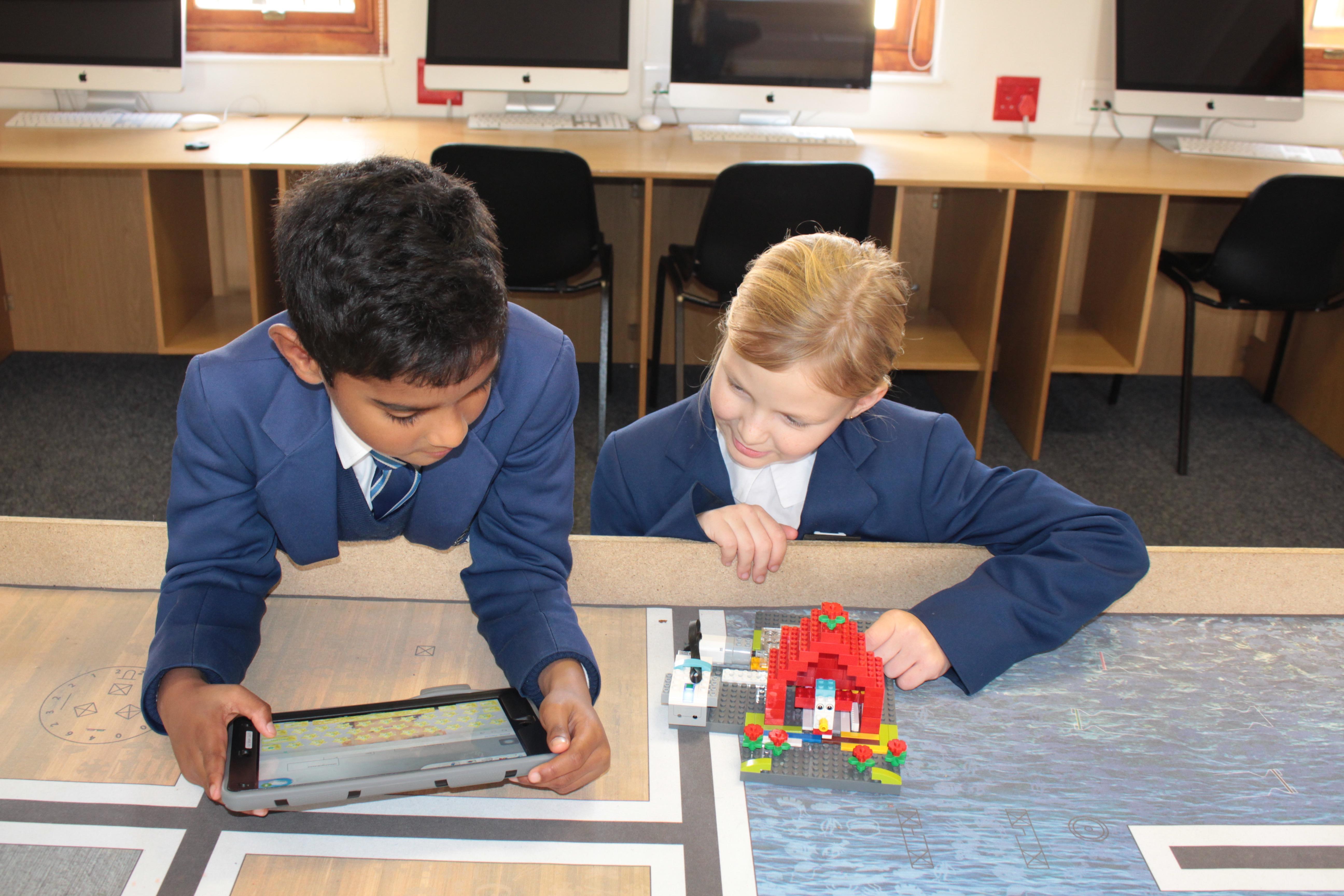 Parklands College Junior Preparatory Coding