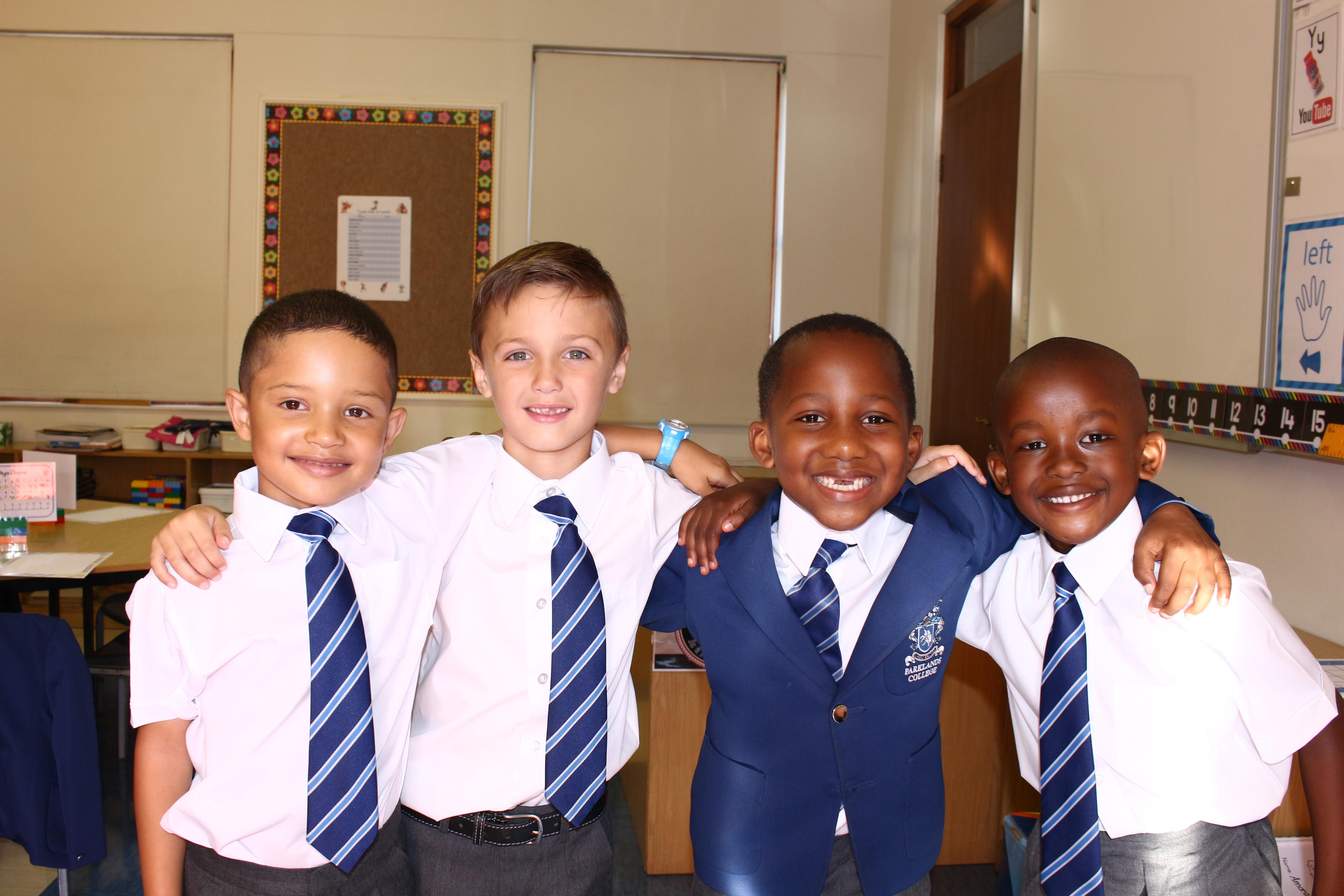 Parklands College Junior Preparatory Happy Faces