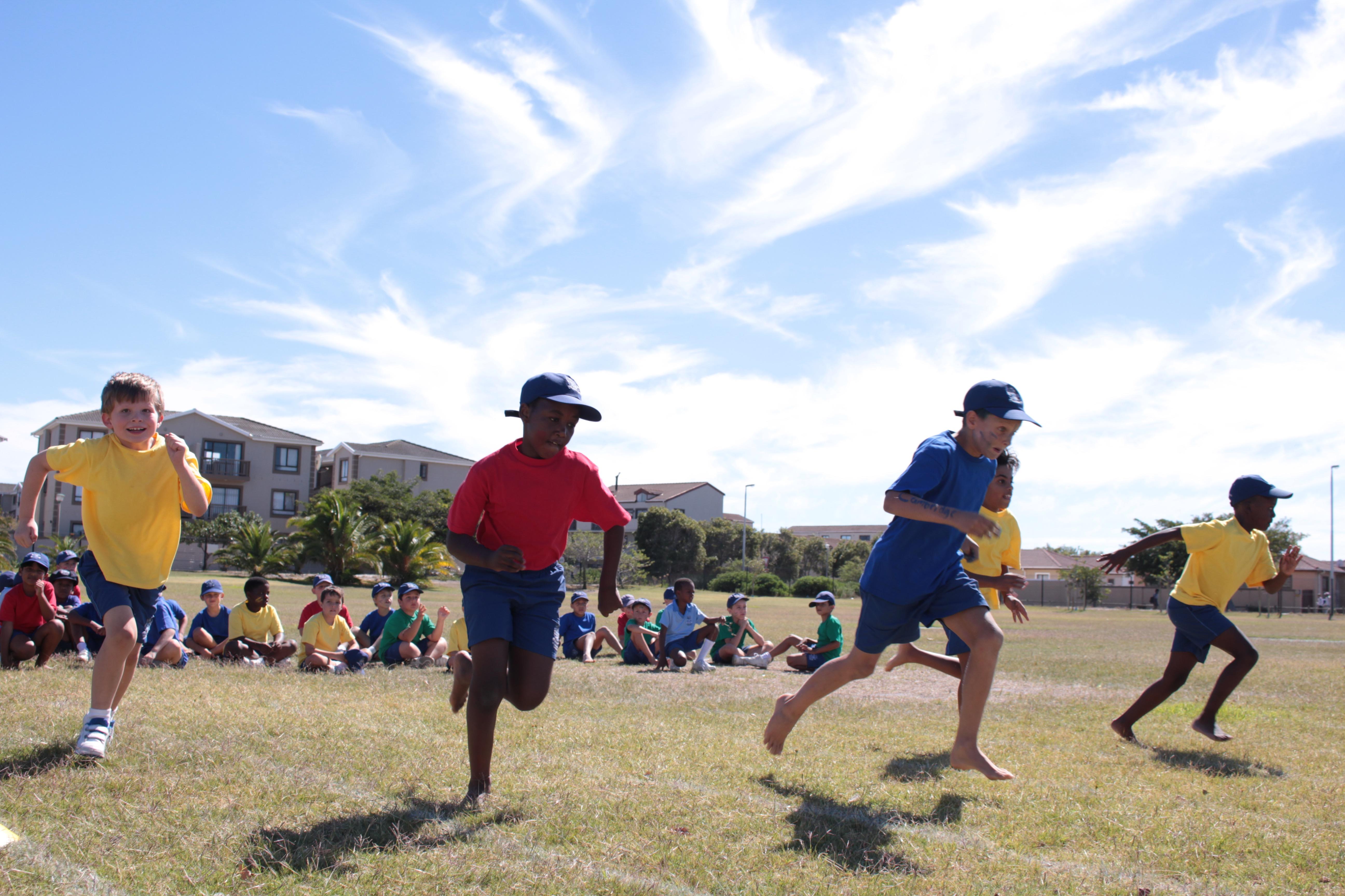 Parklands College Junior Preparatory Inter-House Sport 4