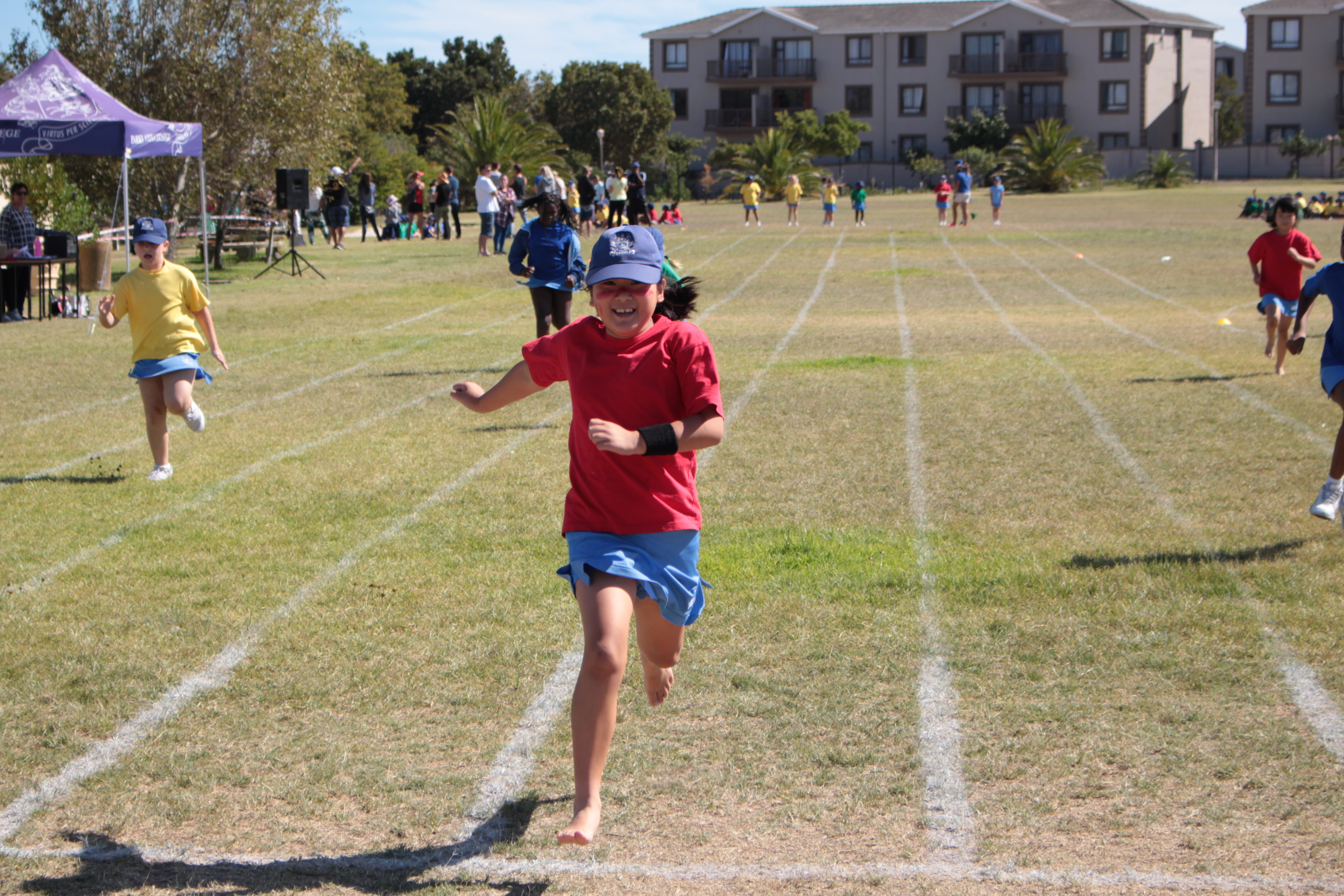Parklands College Junior Preparatory Inter-House Sport 5
