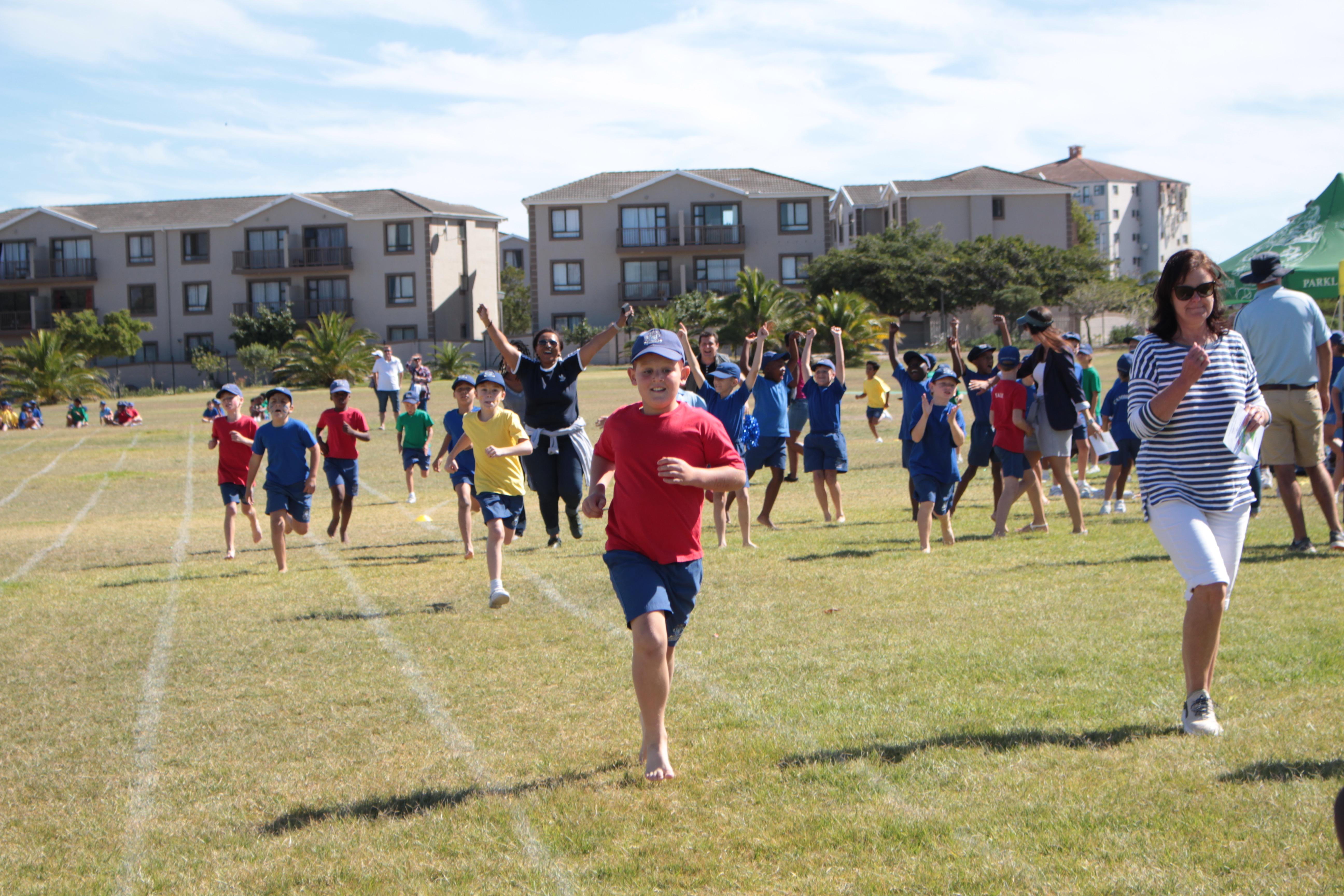 Parklands College Junior Preparatory Inter-House Sport 6