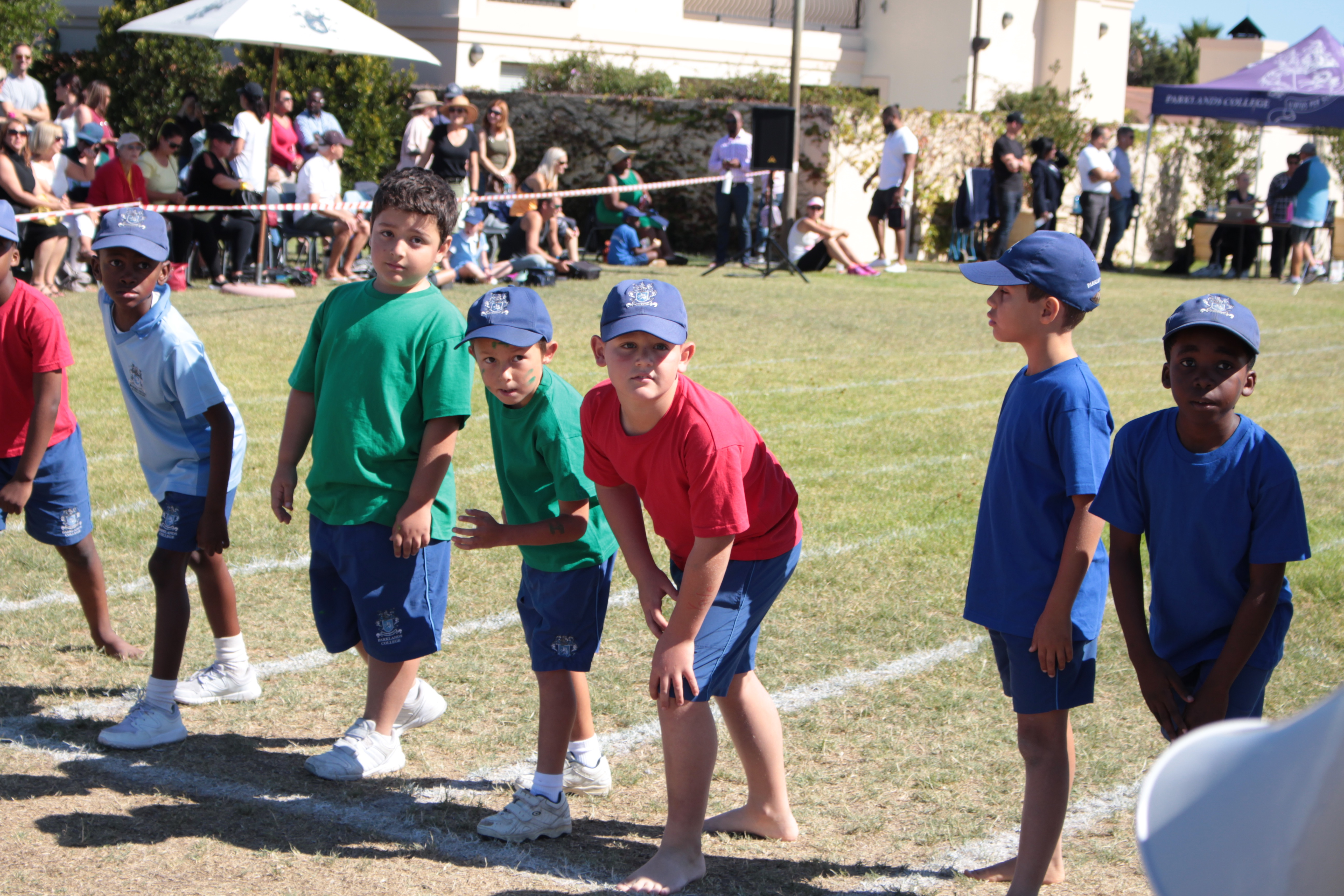 Parklands College Junior Preparatory Inter-House Sport 7
