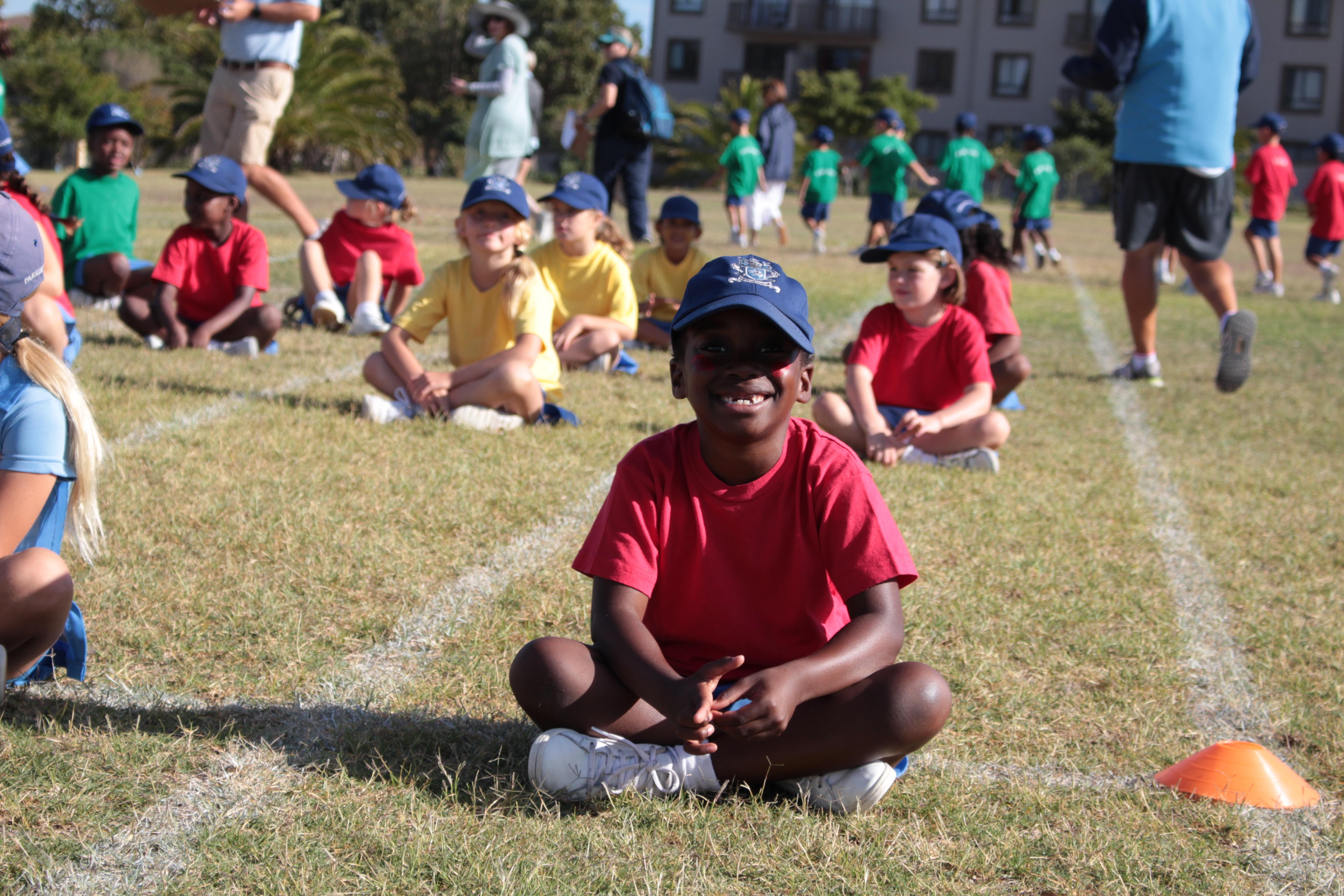 Parklands College Junior Preparatory Inter-House Sport 8