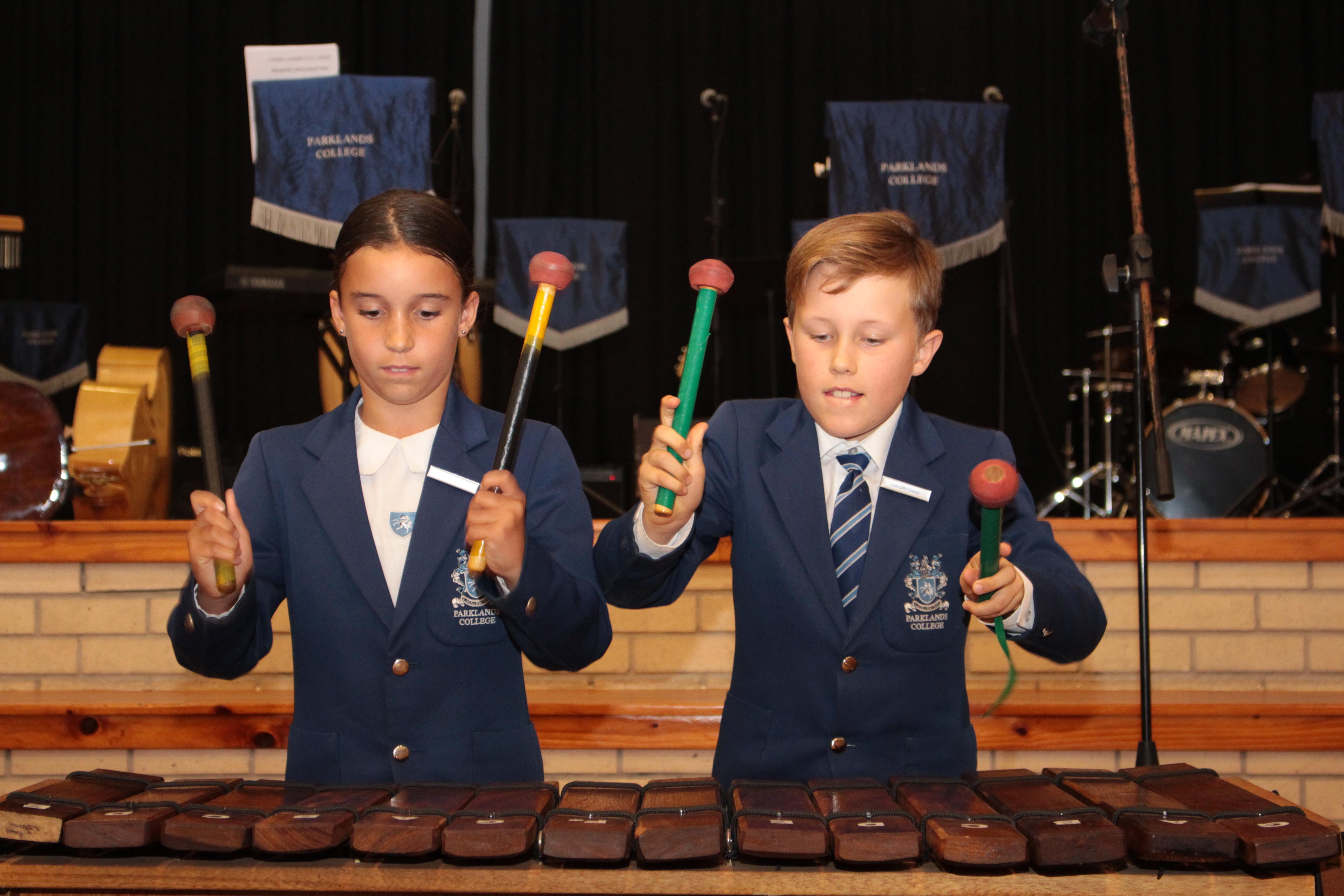 Parklands College Junior Preparatory Marimba