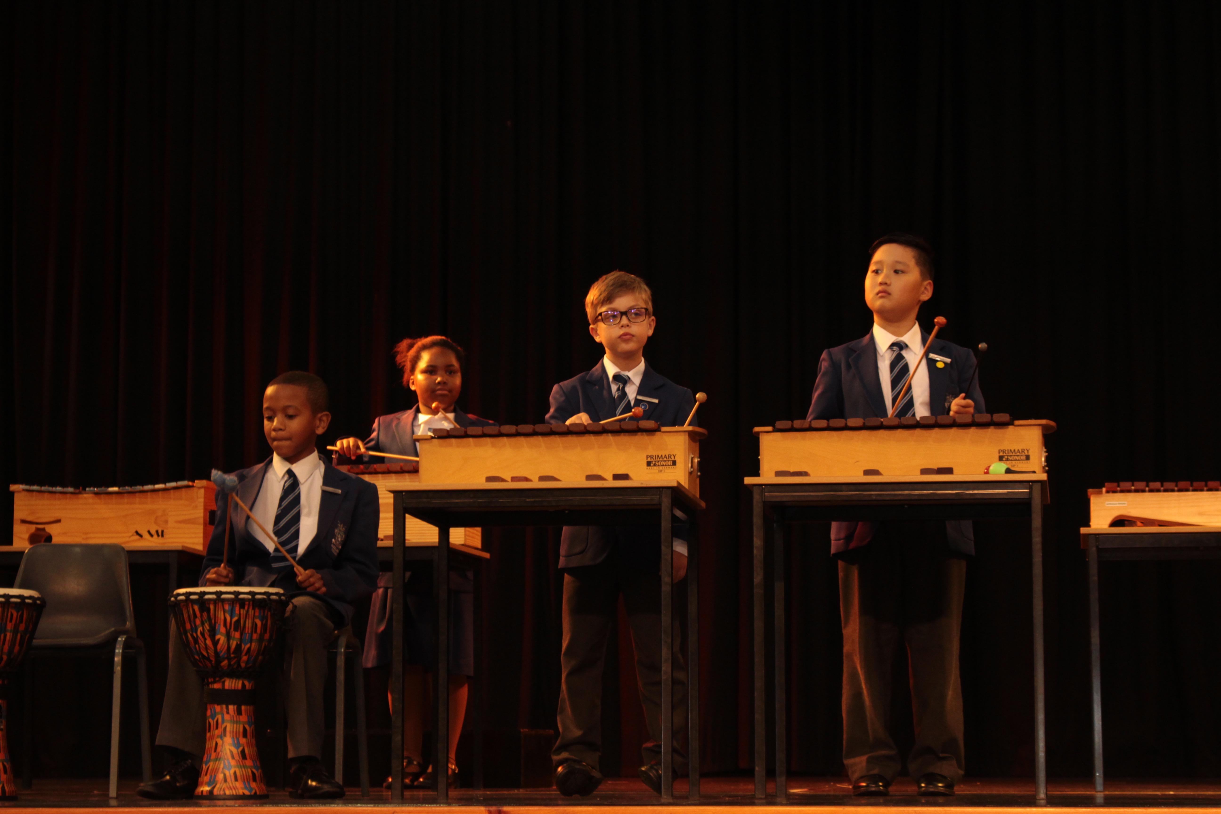 Parklands College Junior Preparatory Music