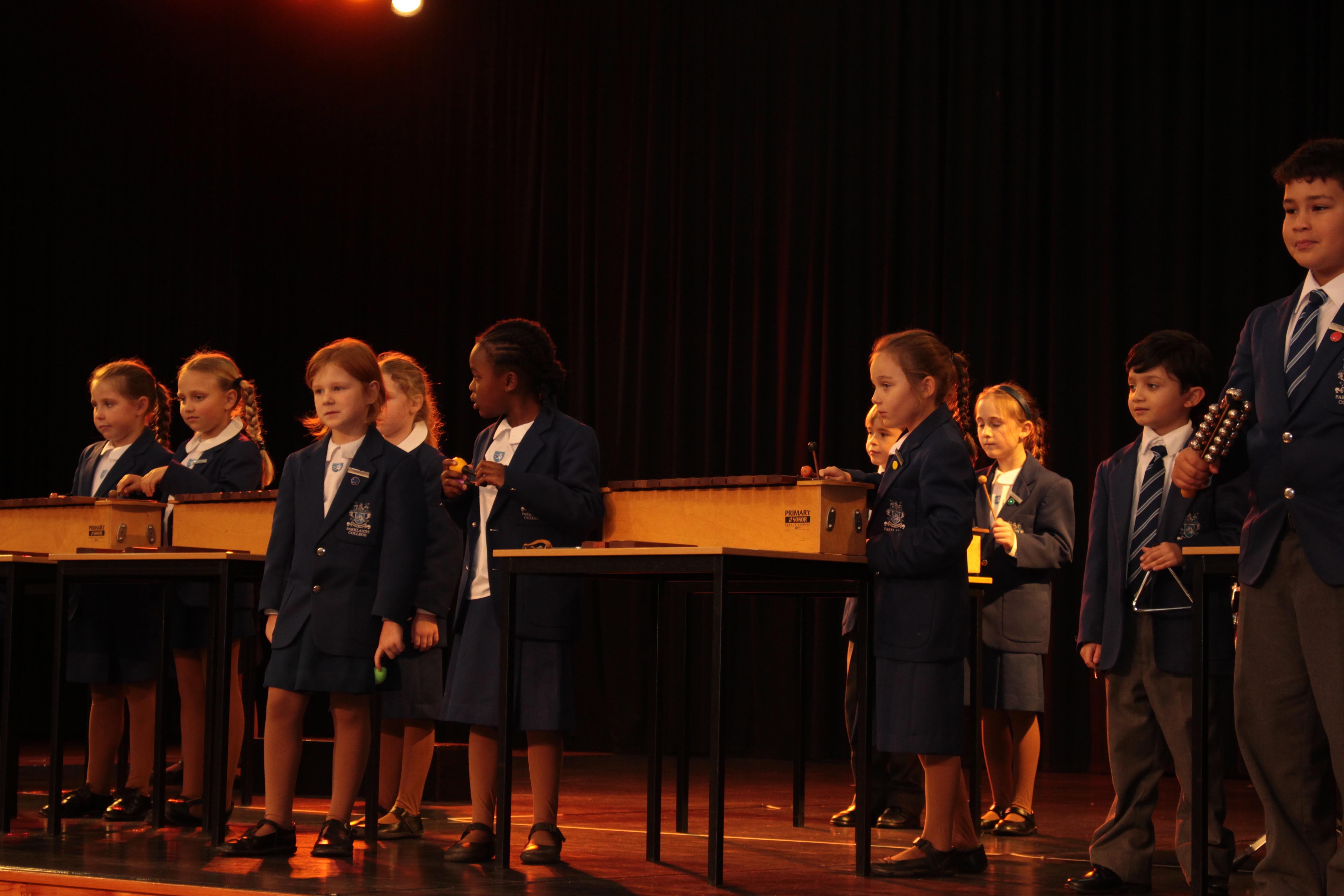 Parklands College Junior Preparatory Orchestra 3