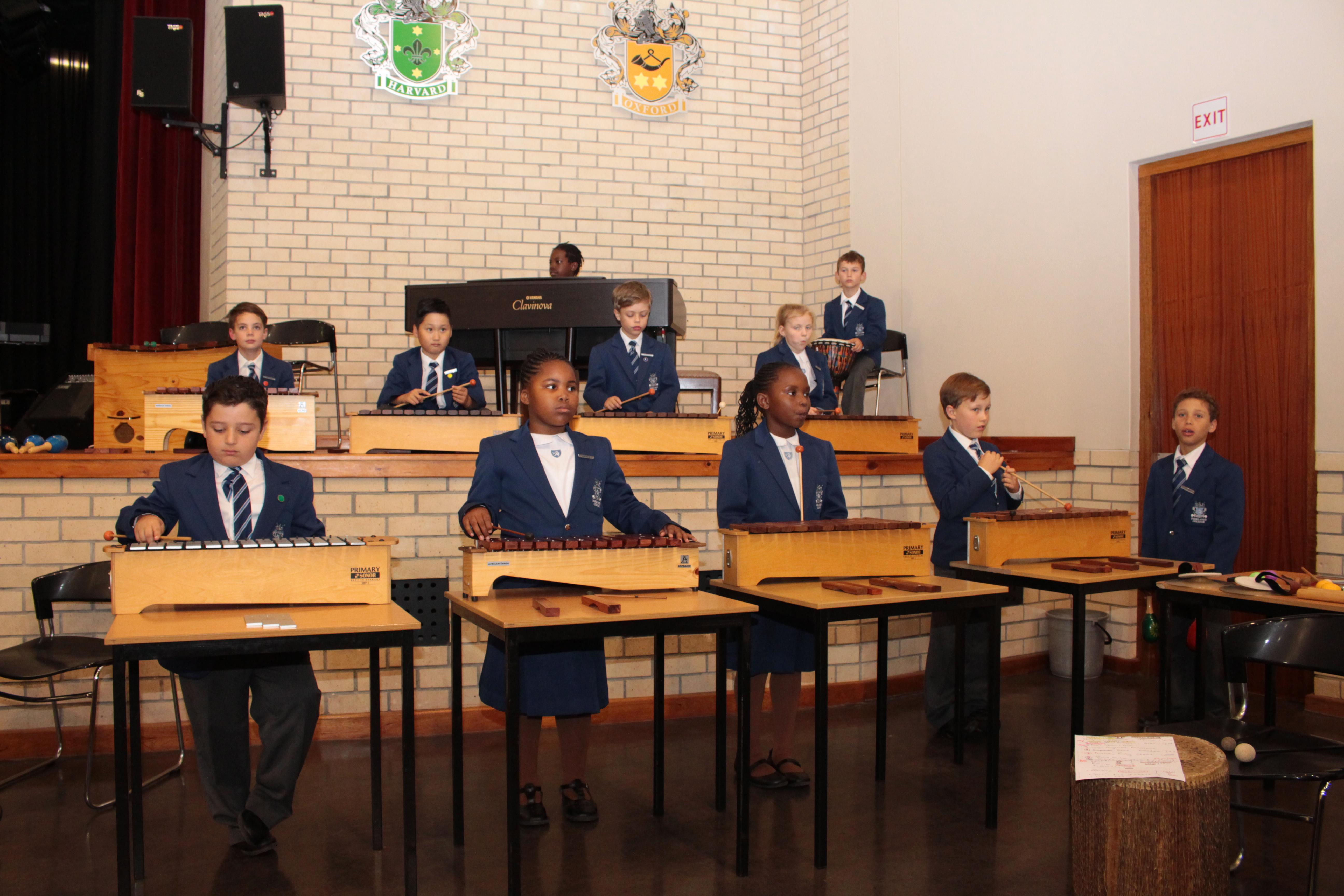 Parklands College Junior Preparatory Orchestra