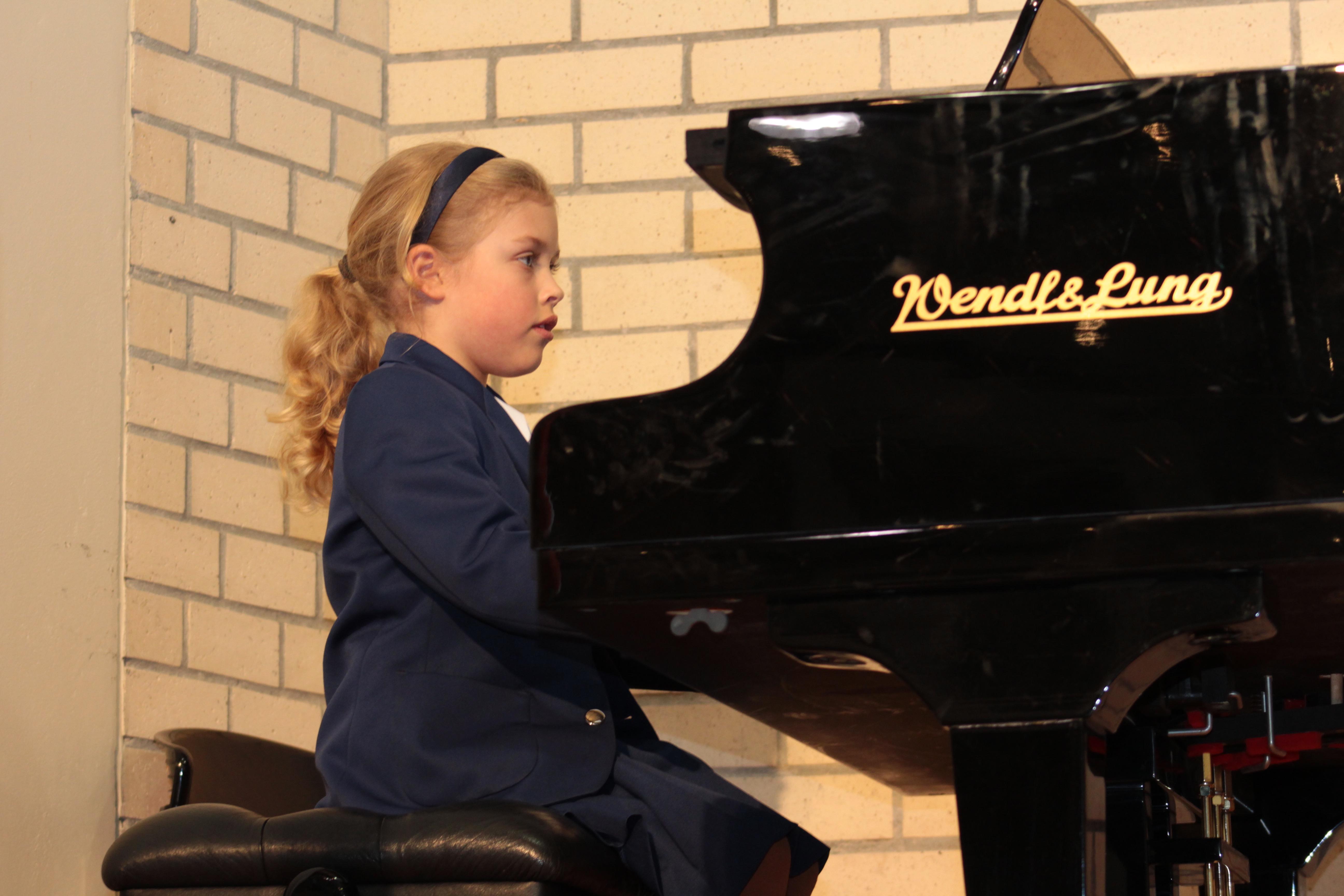Parklands College Junior Preparatory Piano 4