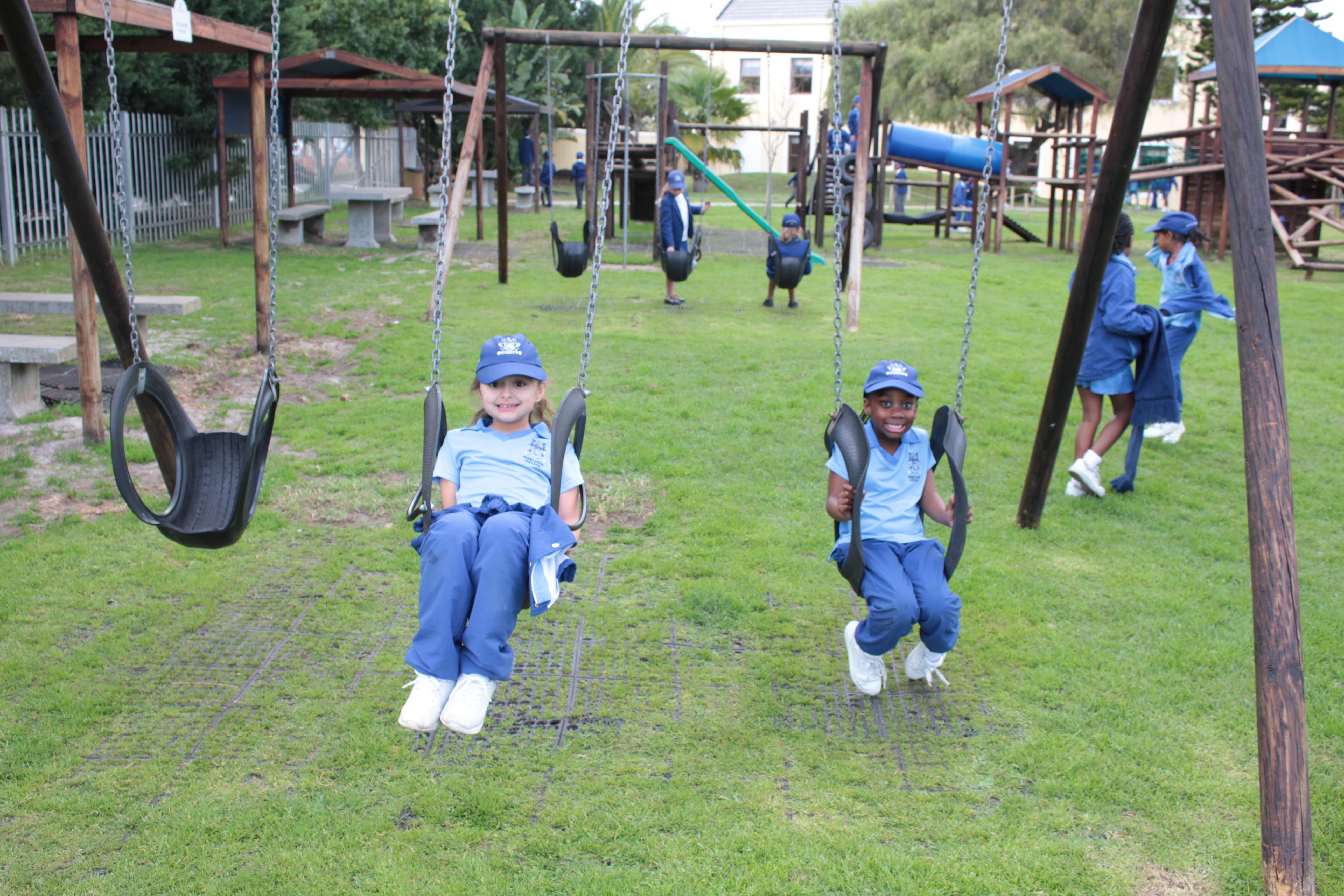 Parklands College Junior Preparatory Play Time 1