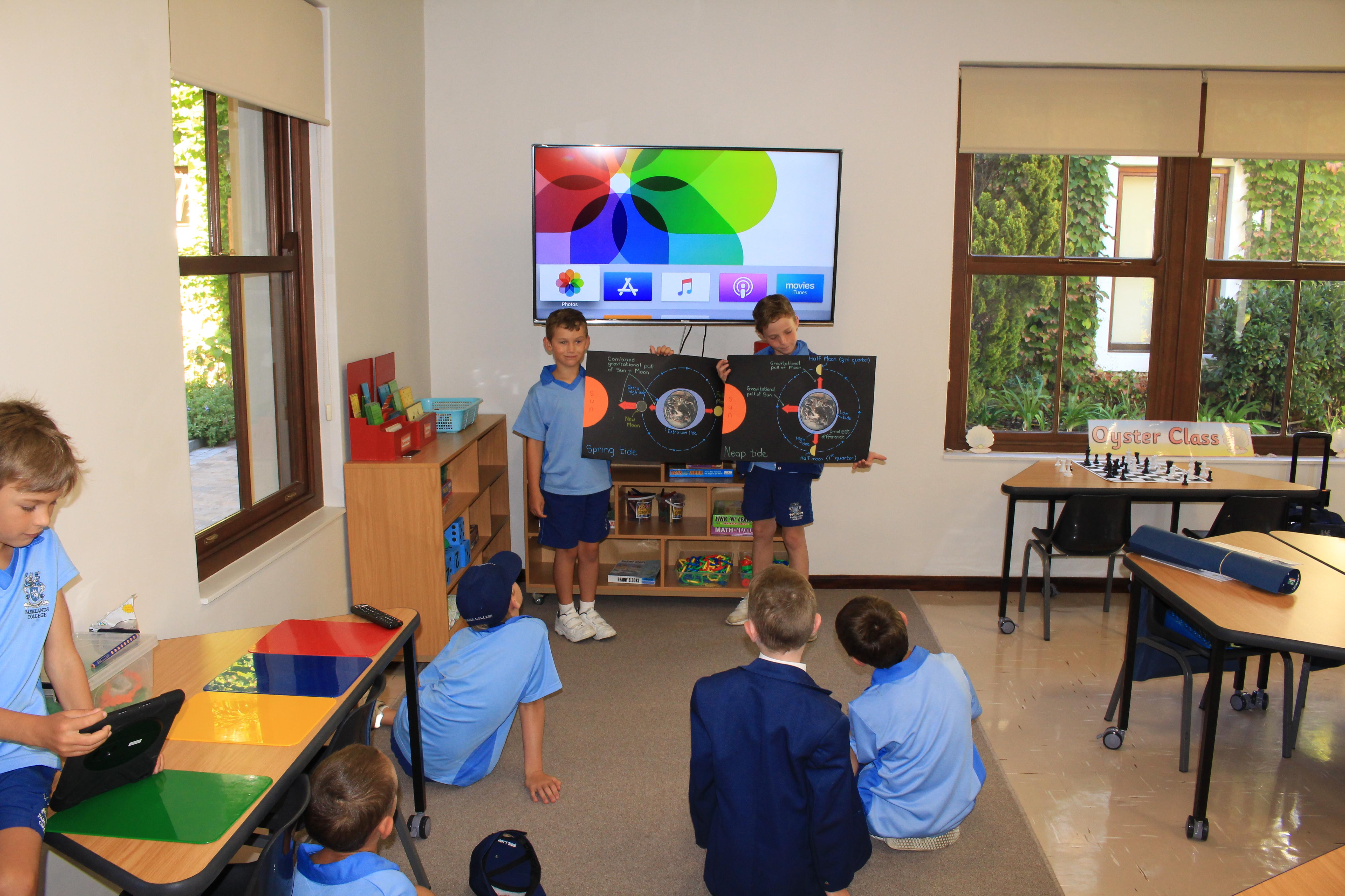 Parklands College Junior Preparatory Prjoect Based Learning 2