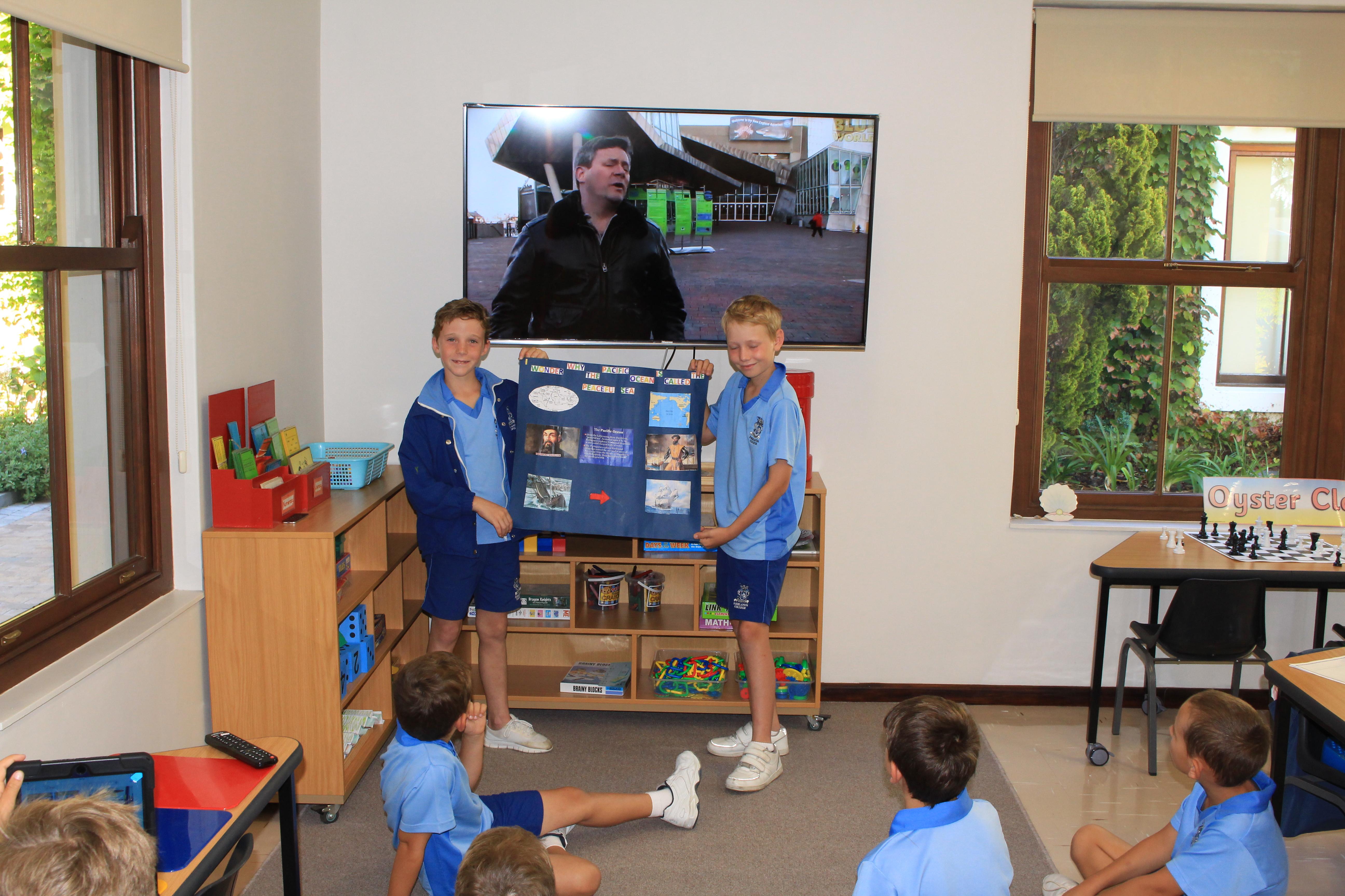 Parklands College Junior Preparatory Prjoect Based Learning