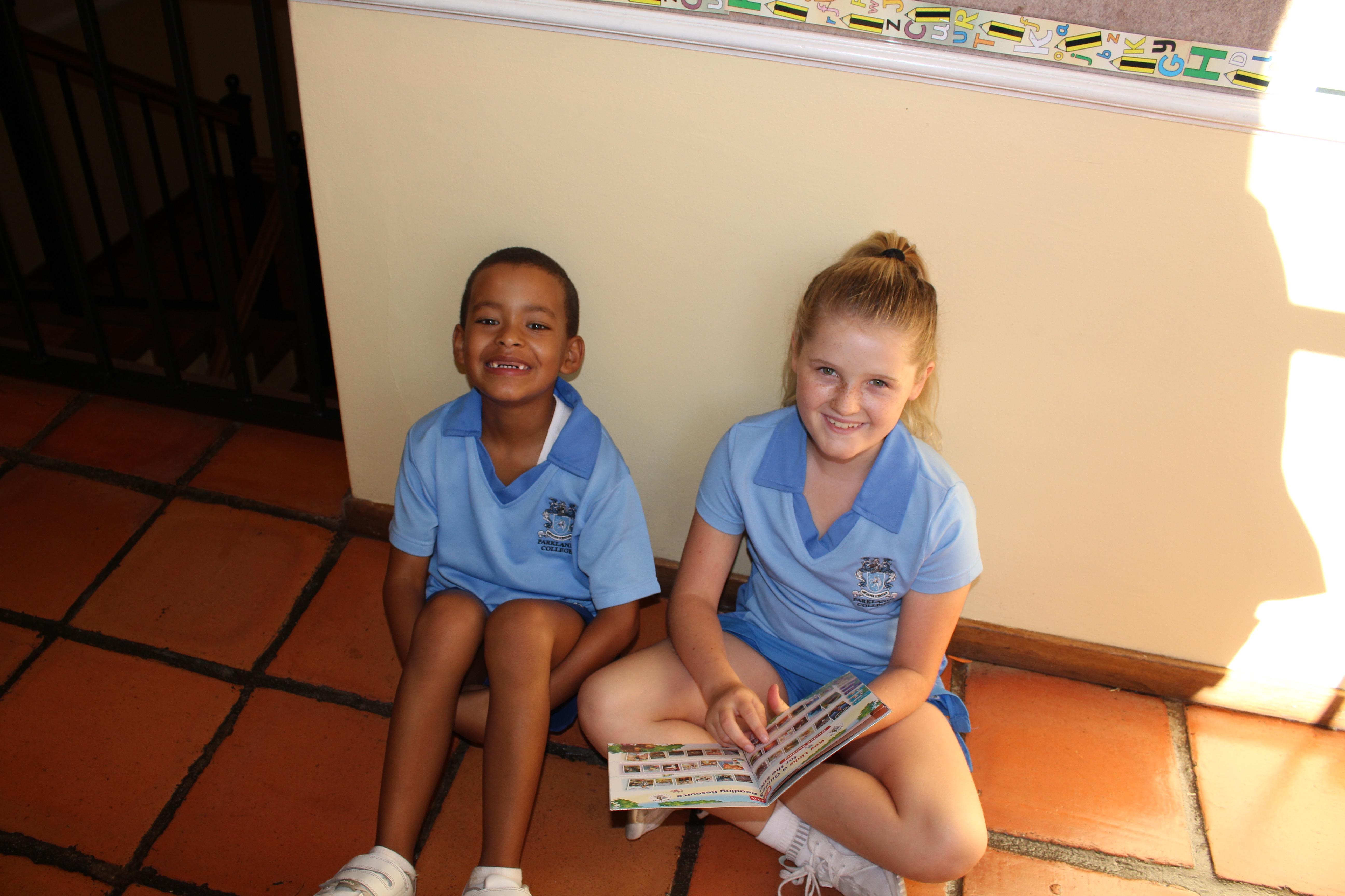 Parklands College Junior Preparatory Reading Books 3