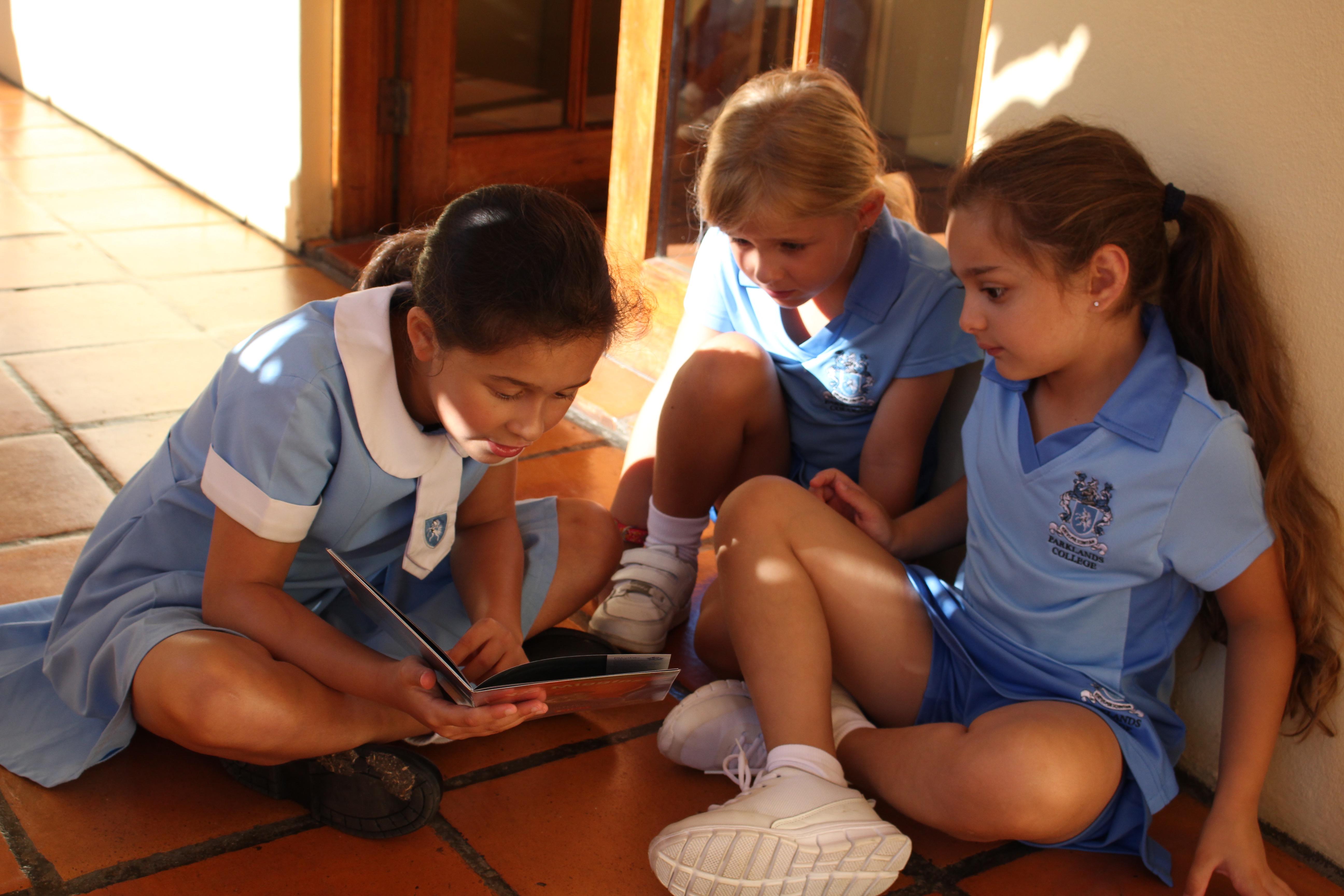 Parklands College Junior Preparatory Reading Books 4