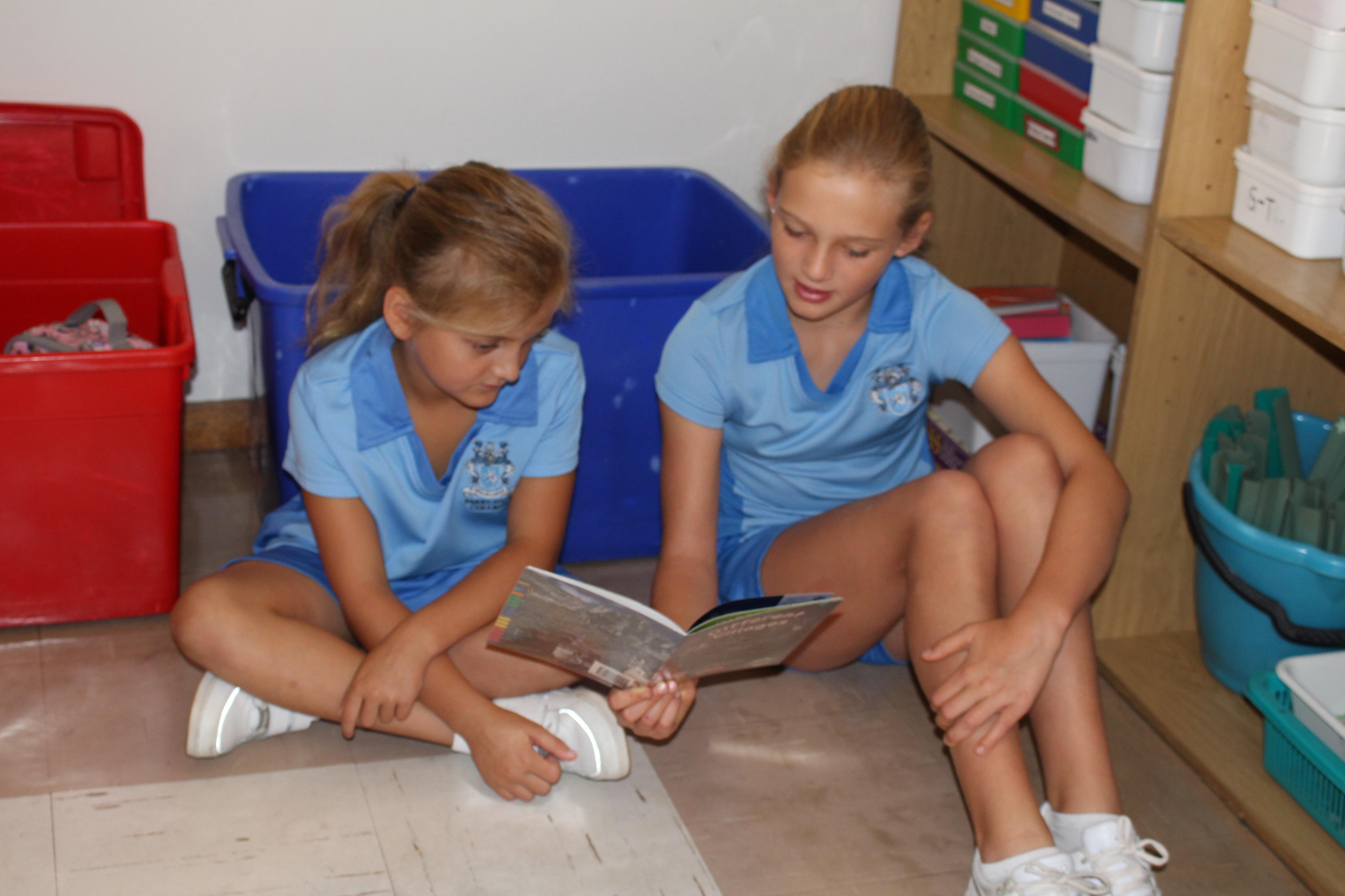 Parklands College Junior Preparatory Reading Books 6