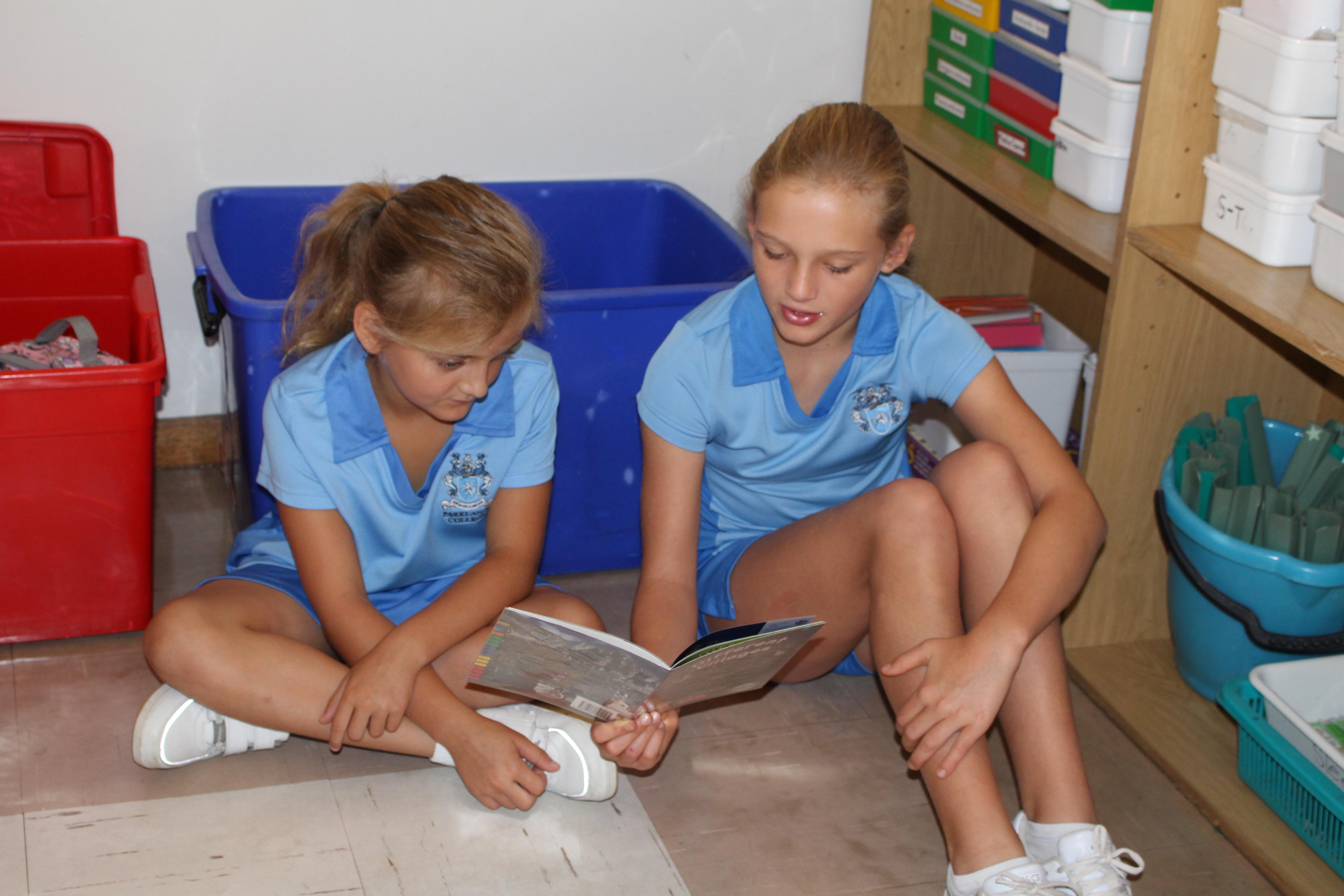 Parklands College Junior Preparatory Reading Books 7