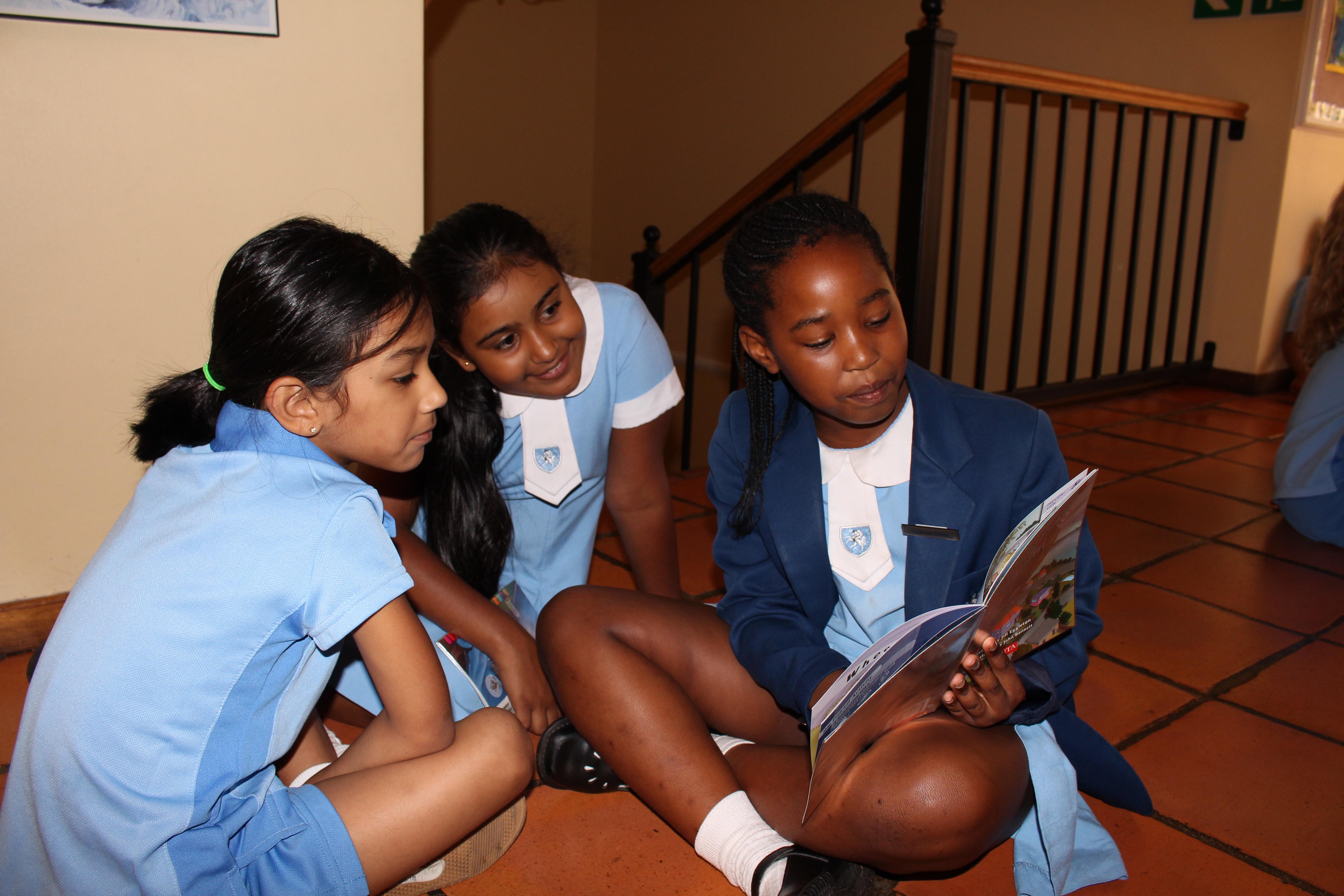 Parklands College Junior Preparatory Reading Books