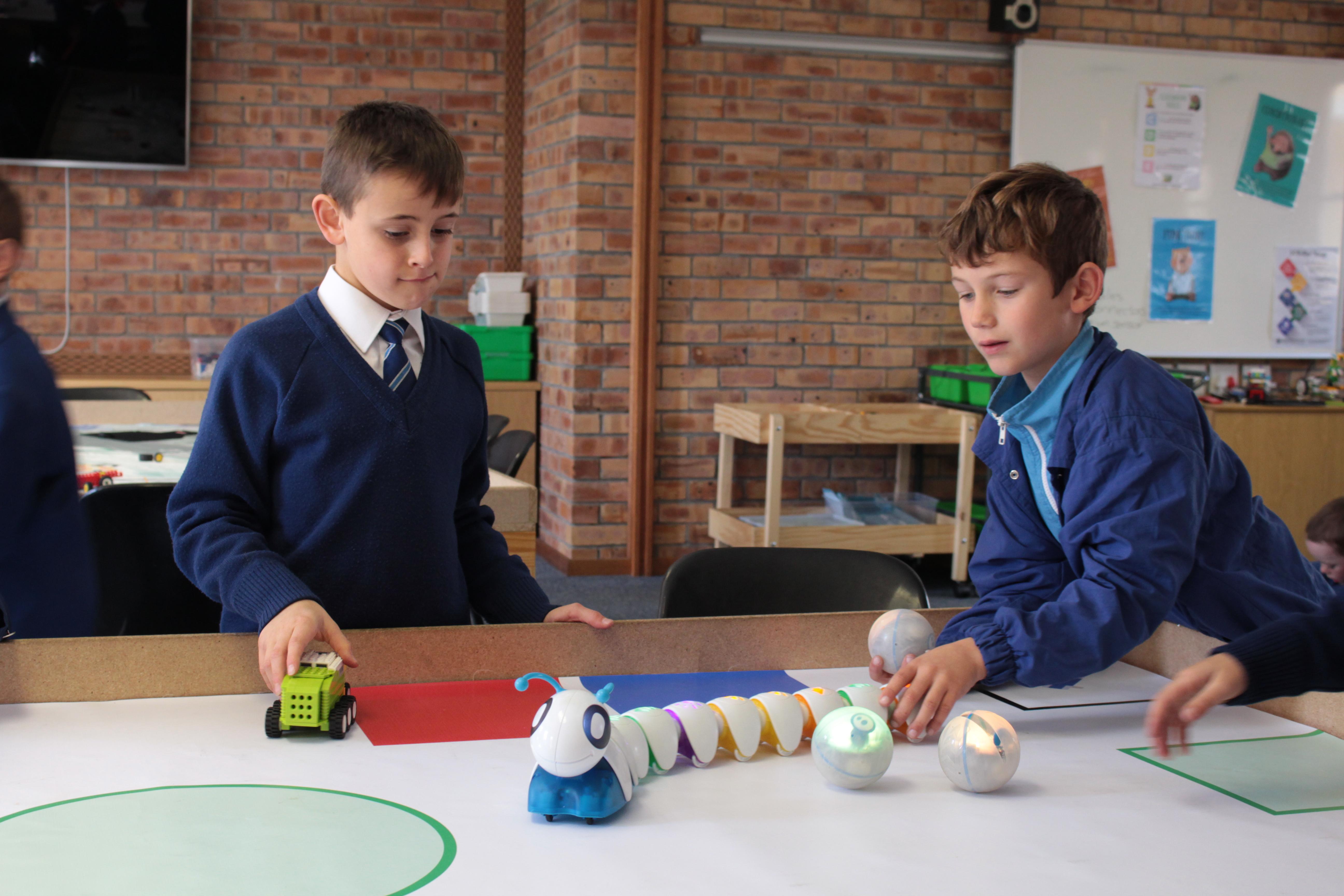 Parklands College Junior Preparatory Robotics 11