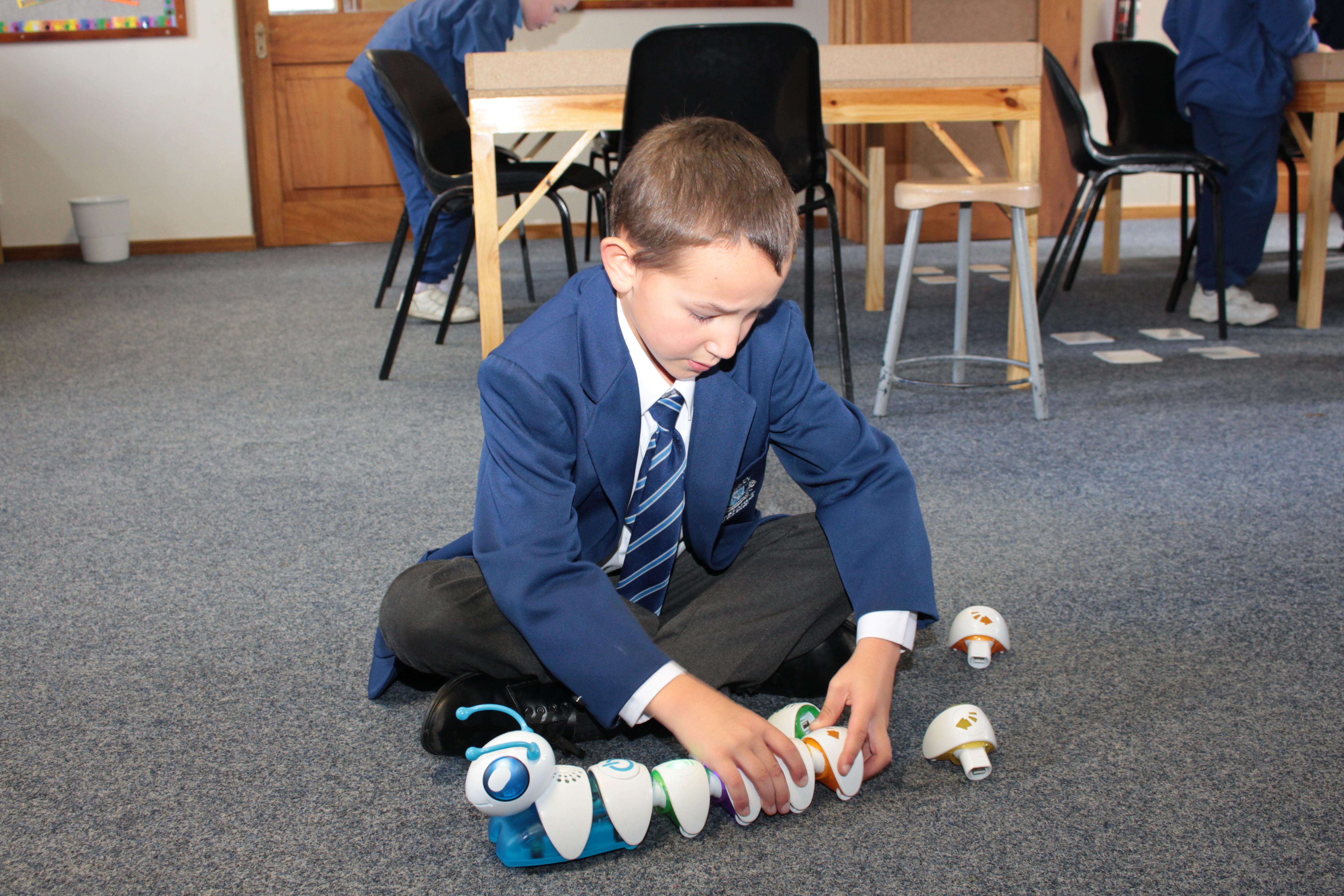 Parklands College Junior Preparatory Robotics 12