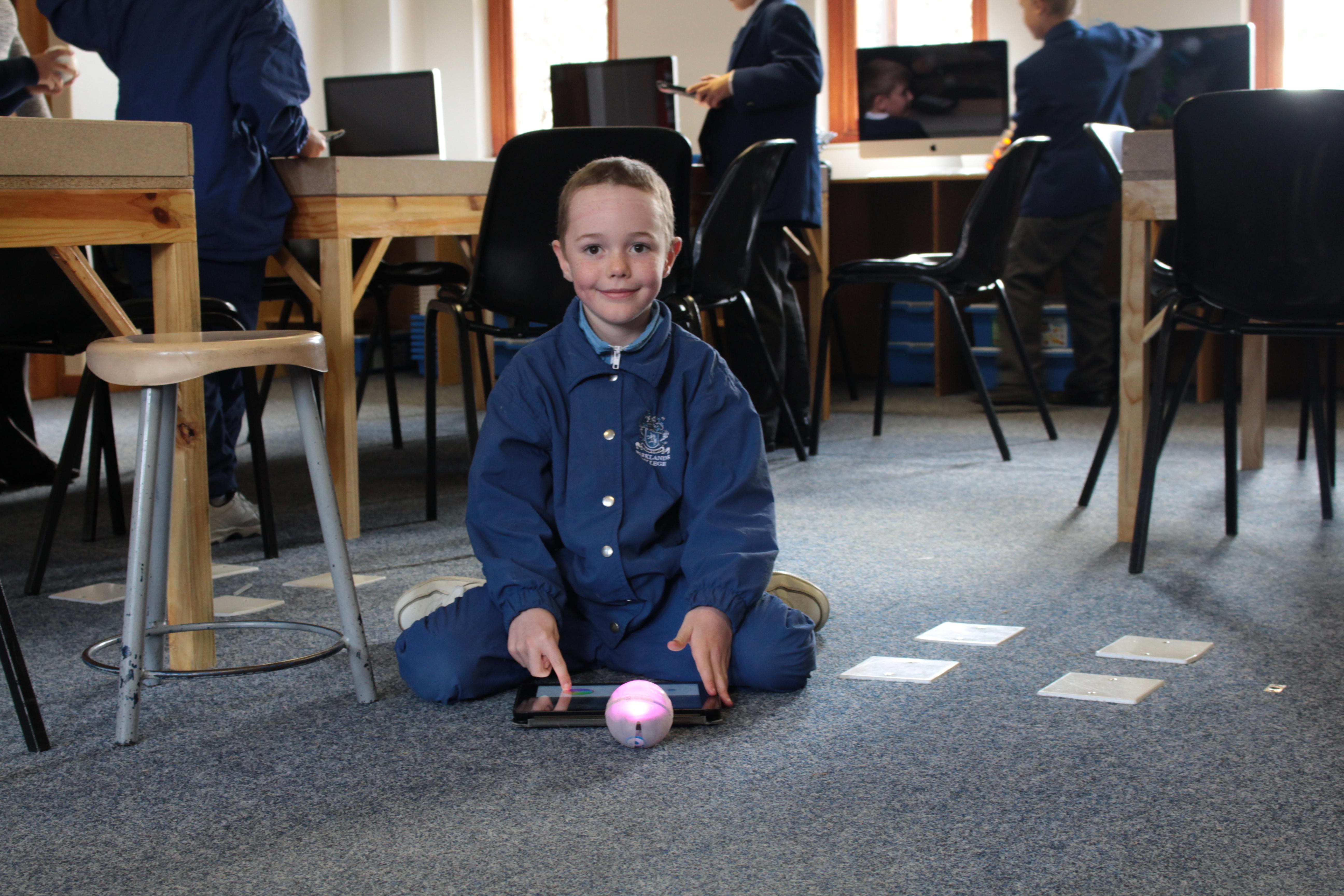 Parklands College Junior Preparatory Robotics 13