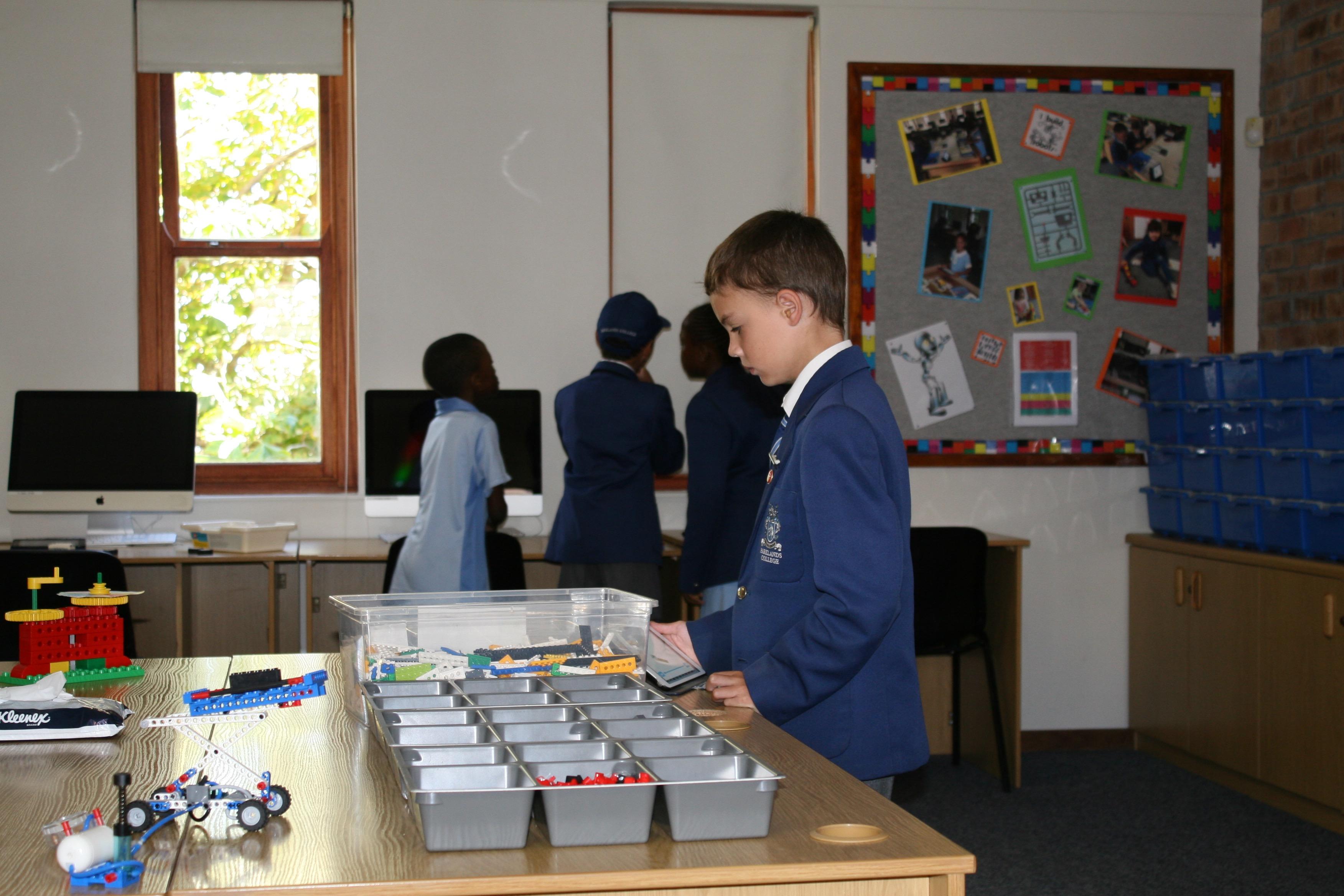 Parklands College Junior Preparatory Robotics 15