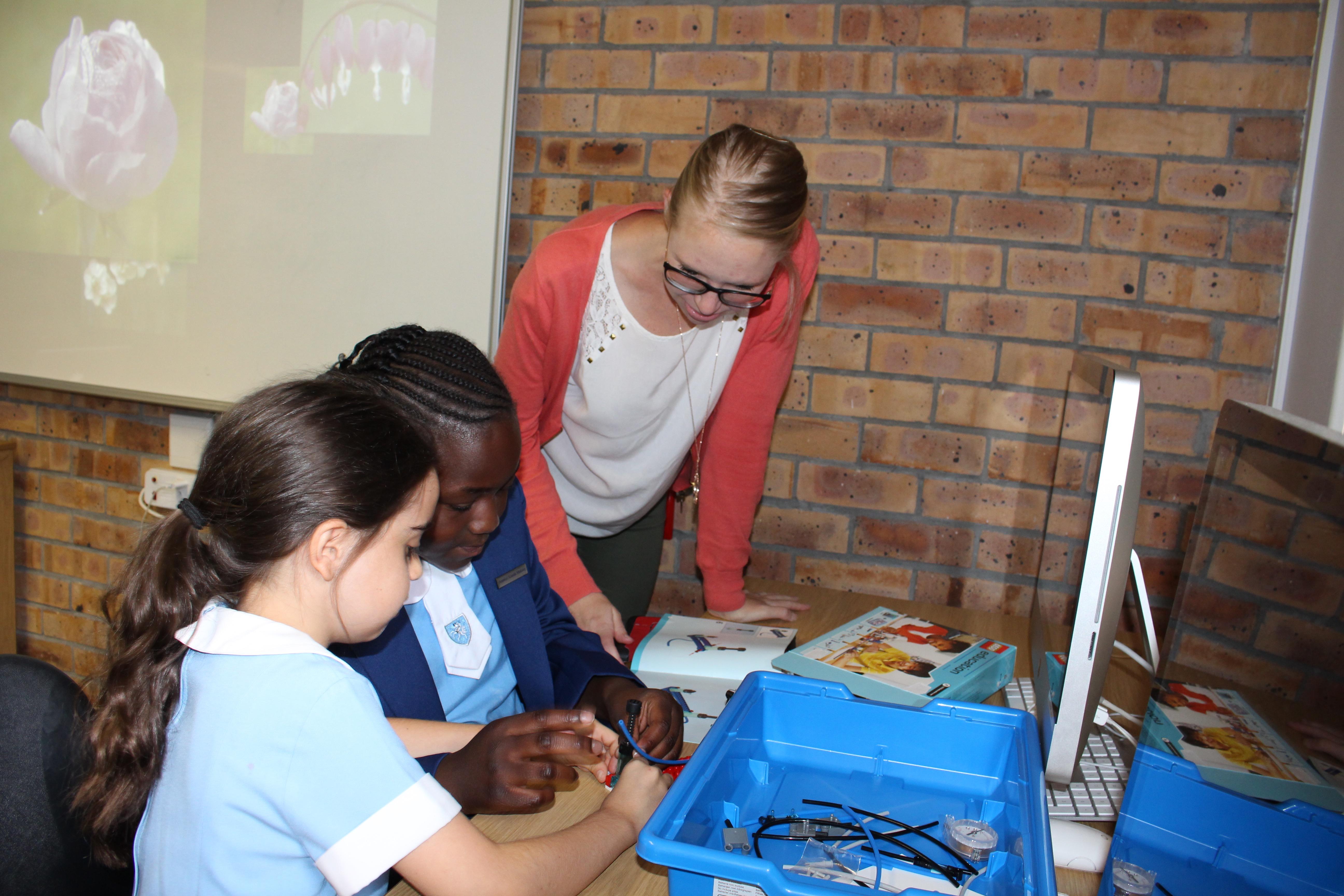 Parklands College Junior Preparatory Robotics 2