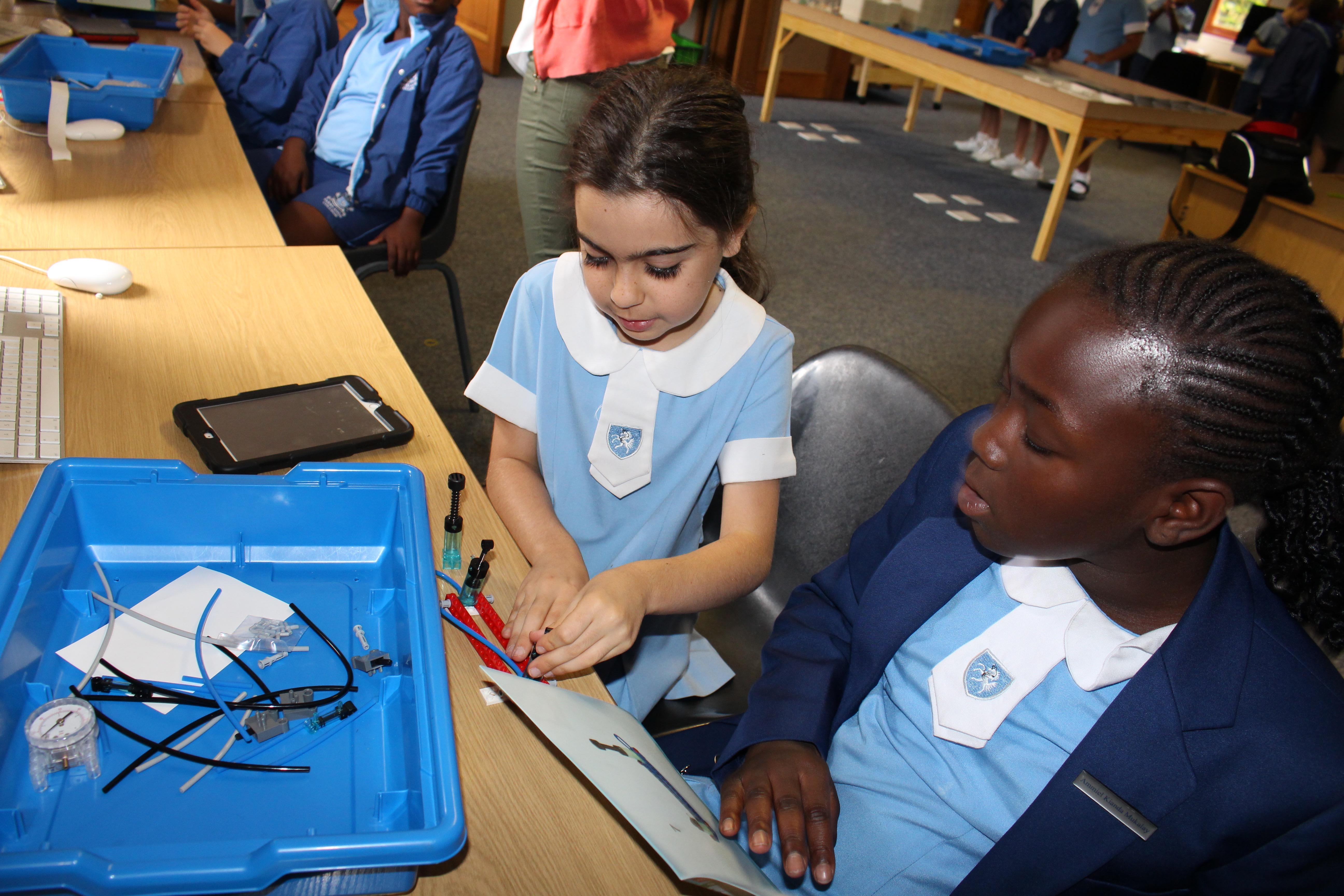 Parklands College Junior Preparatory Robotics 3