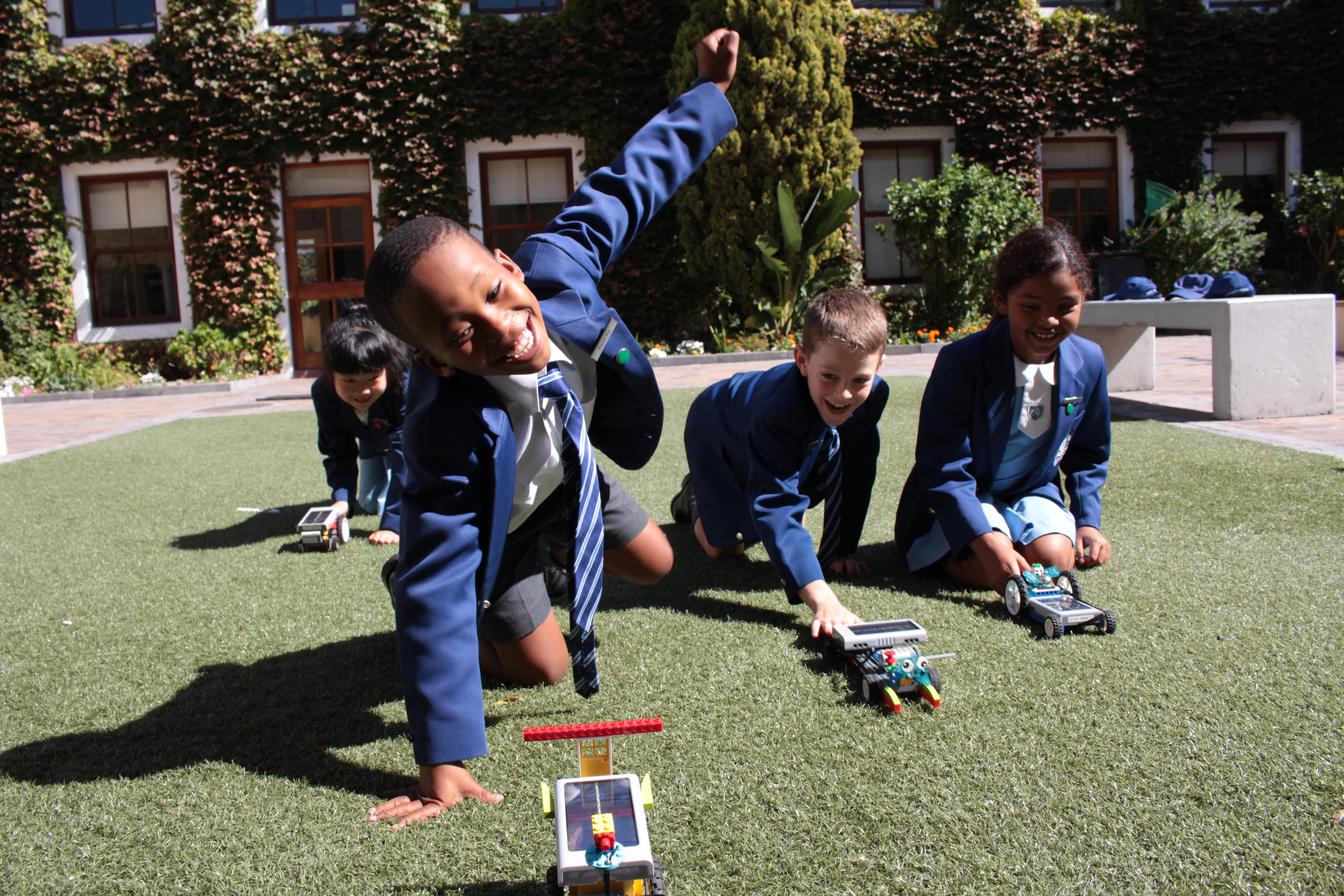 Parklands College Junior Preparatory Robotics 7