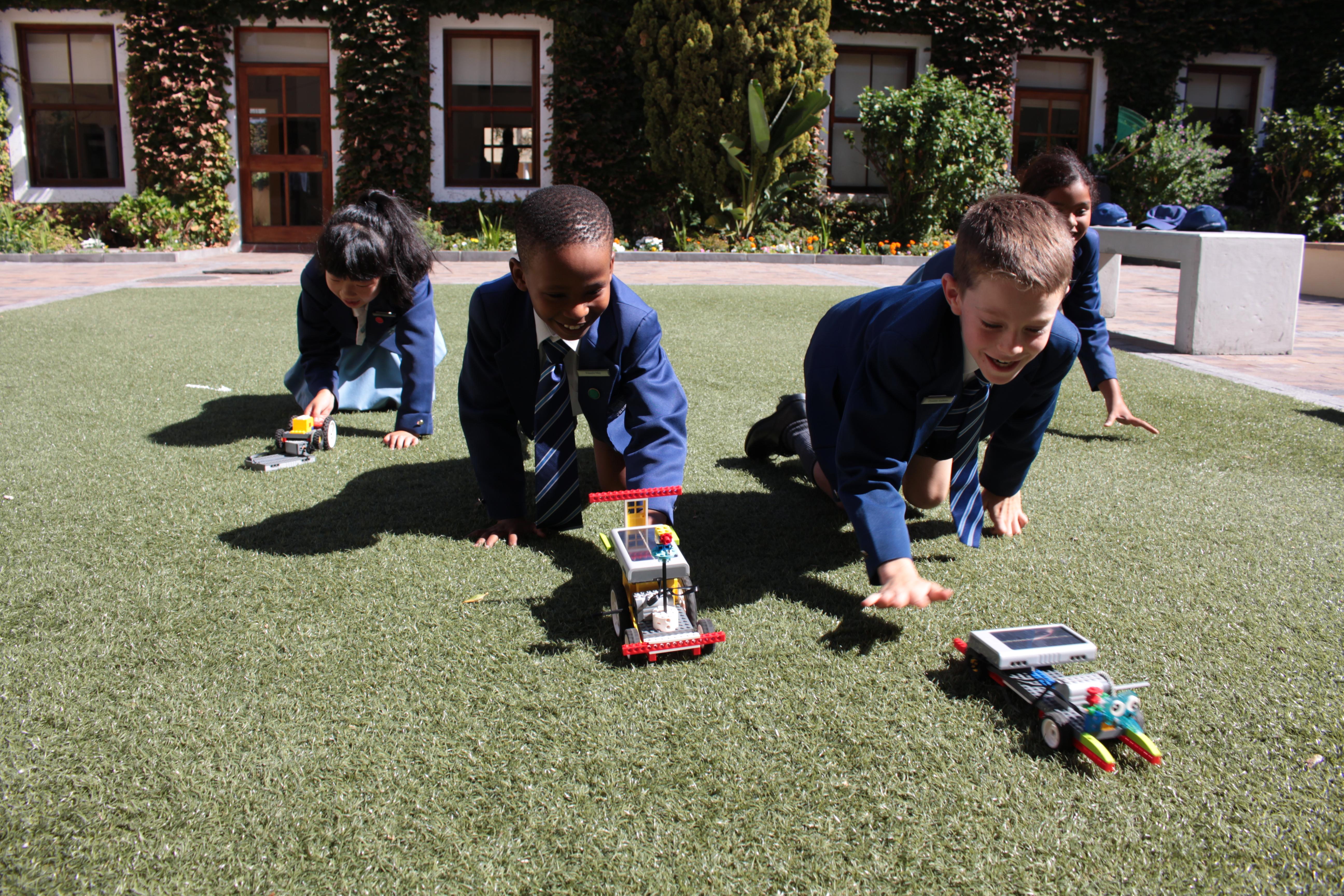 Parklands College Junior Preparatory Robotics 8