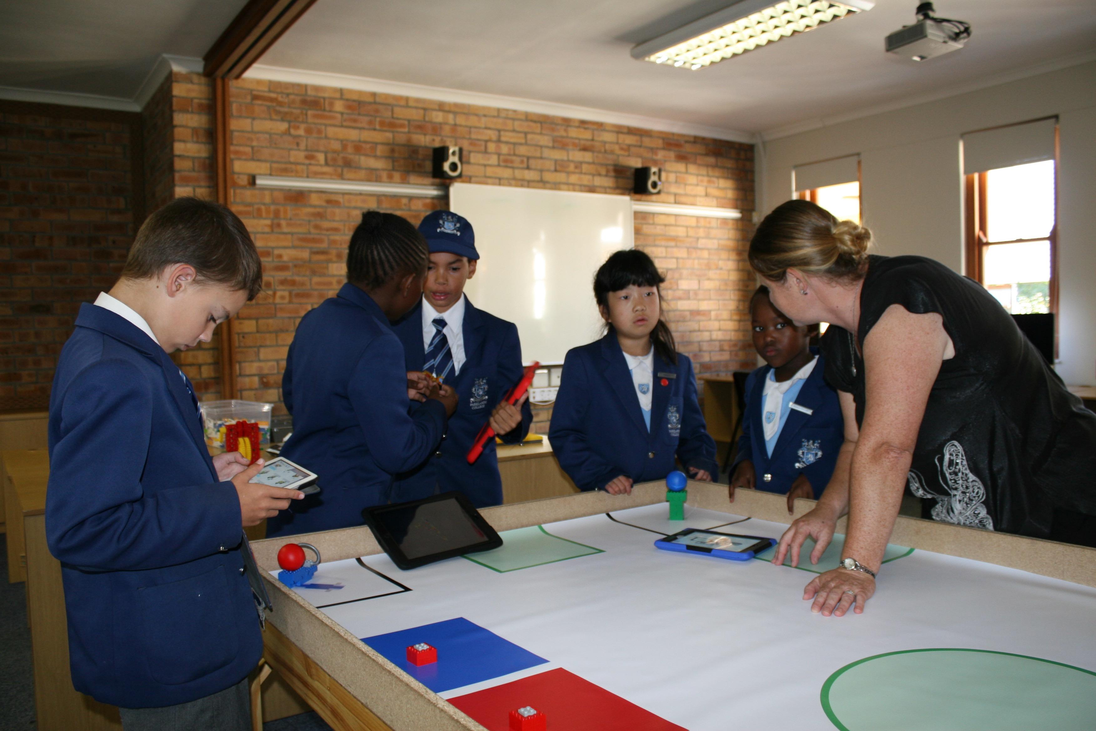 Parklands College Junior Preparatory Robotics 9 16