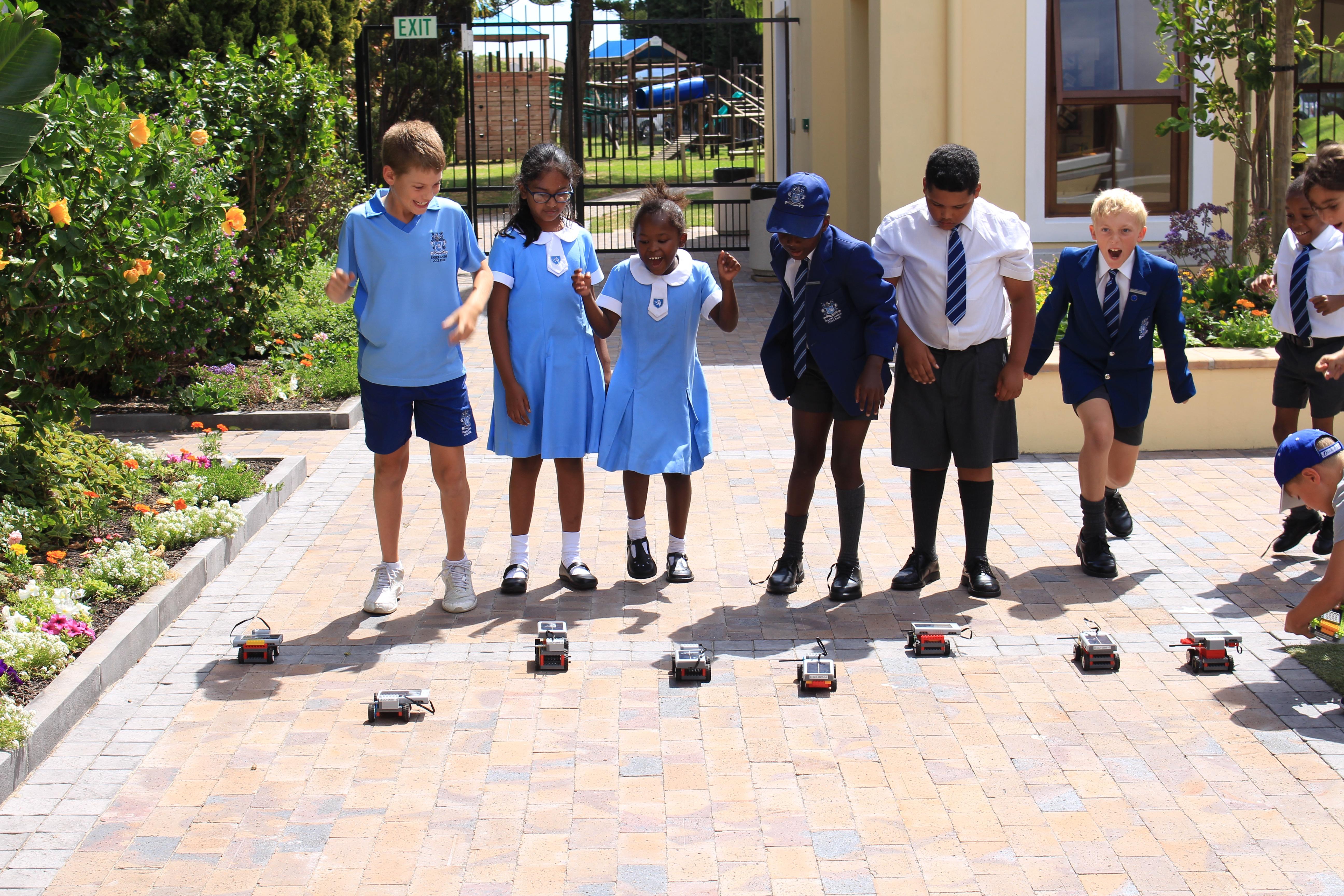 Parklands College Junior Preparatory Robotics 9