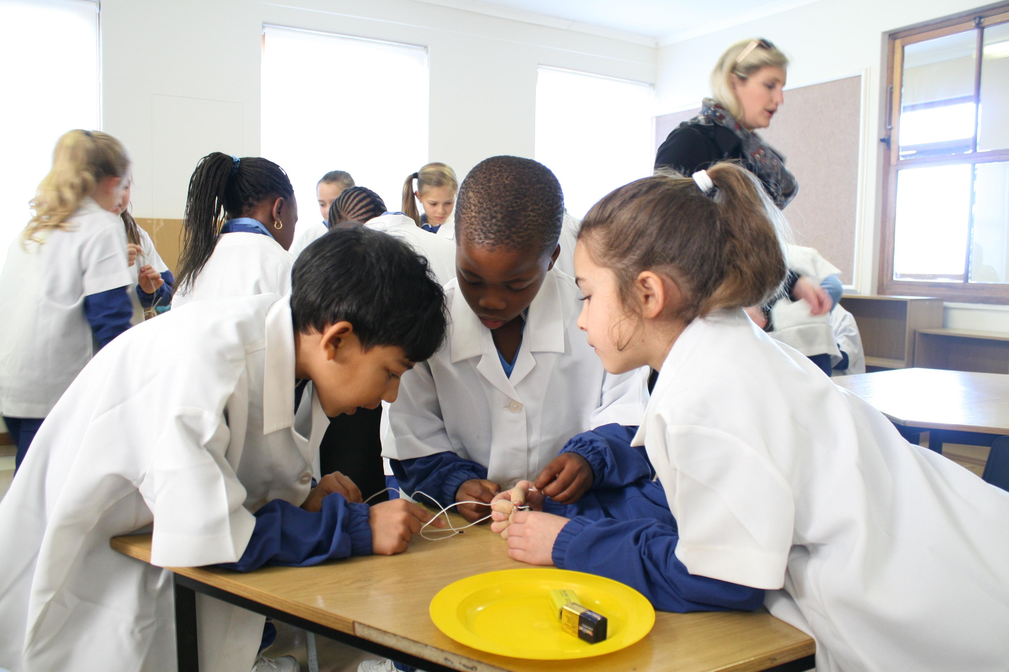 Parklands College Junior Preparatory Science Practical 2