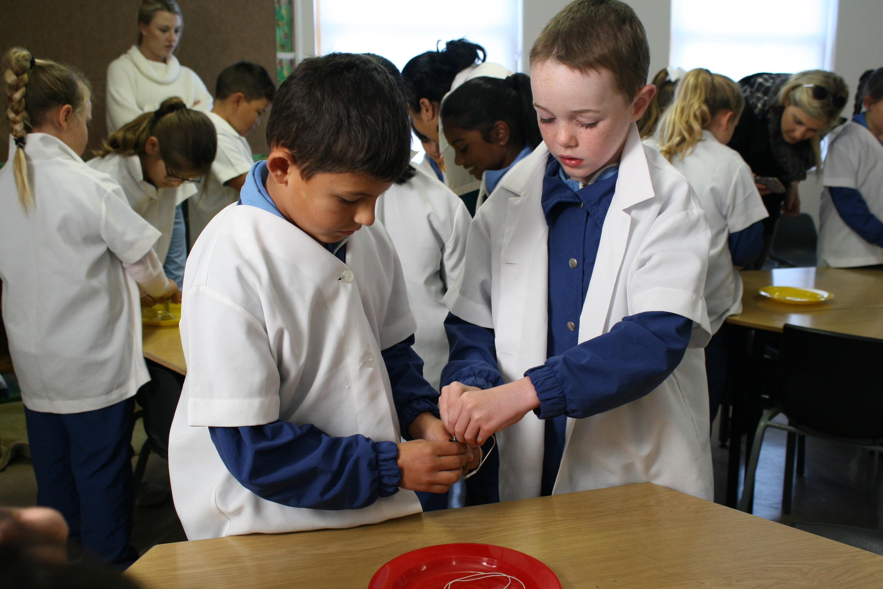 Parklands College Junior Preparatory Science Practical 3