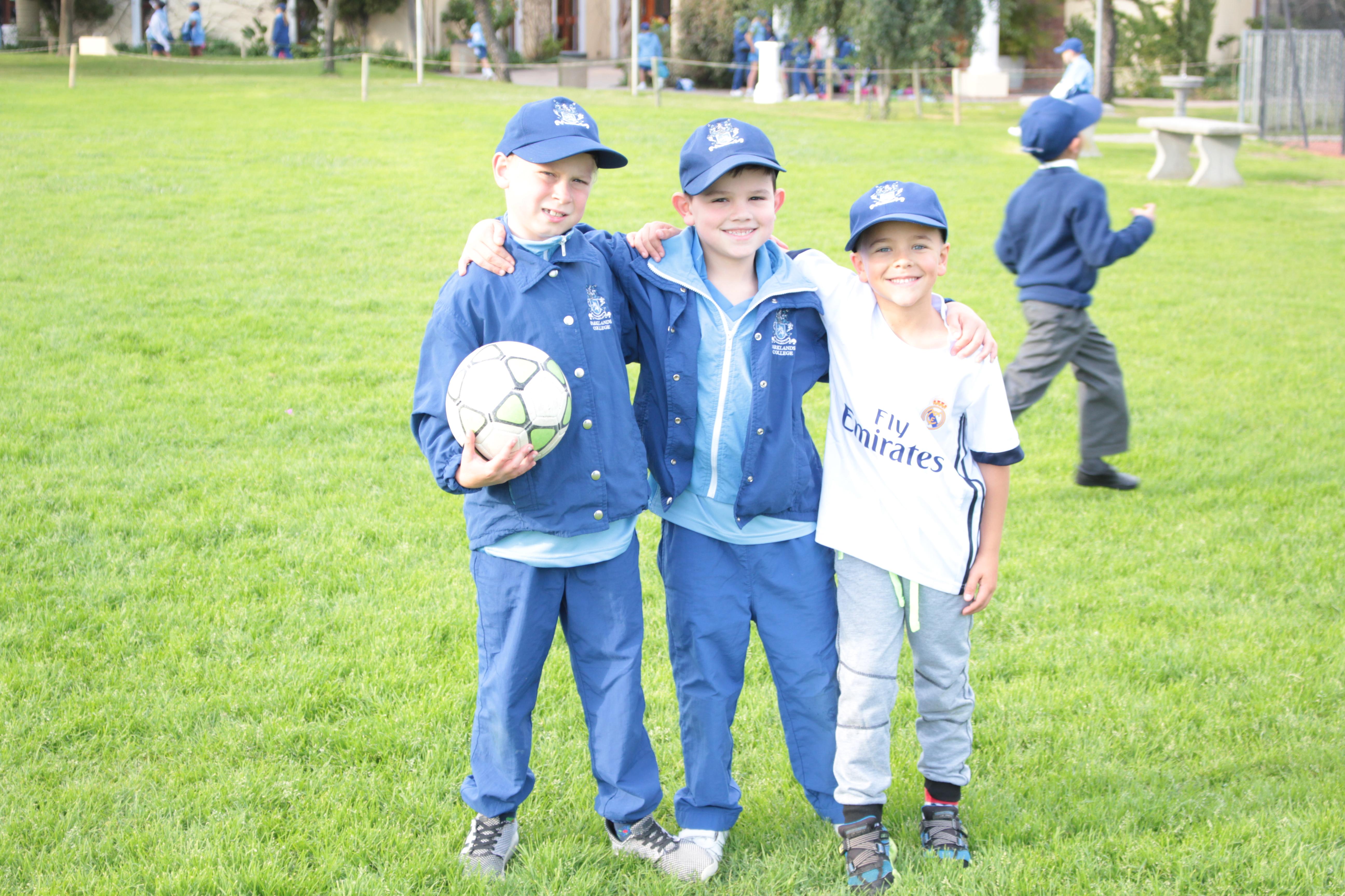 Parklands College Junior Preparatory Soccer