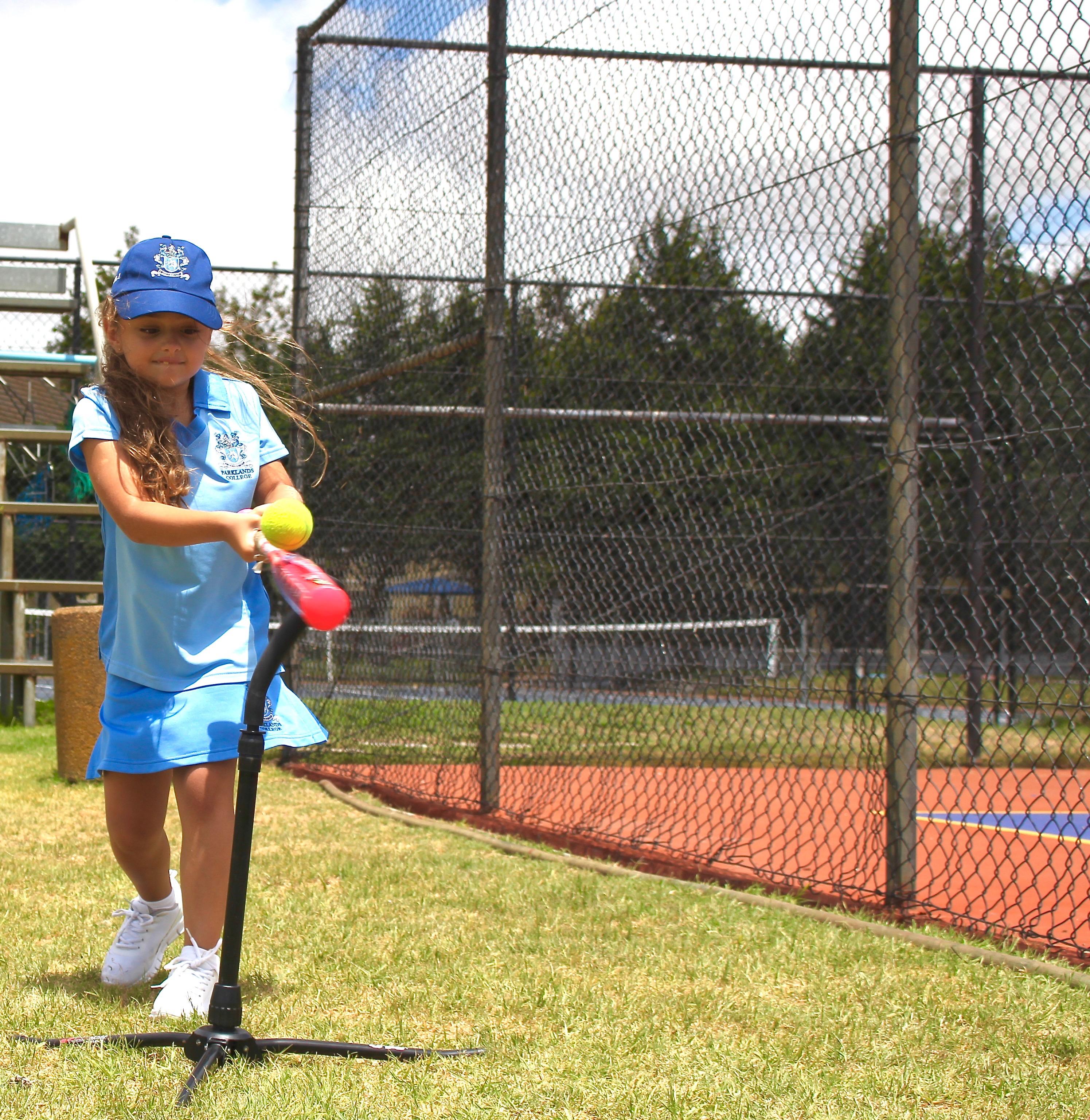 Parklands College Junior Preparatory Softball 2