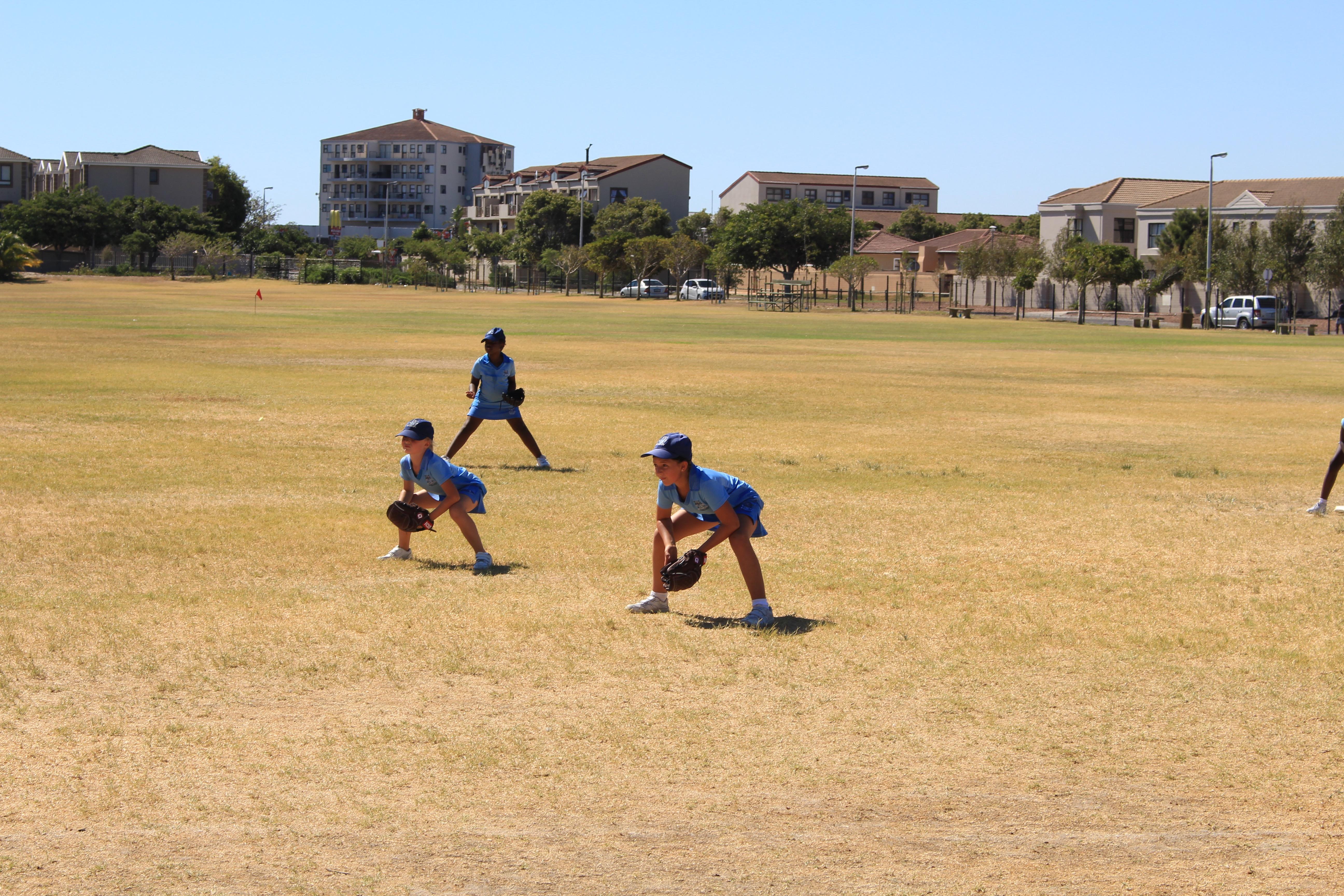 Parklands College Junior Preparatory Softball 5