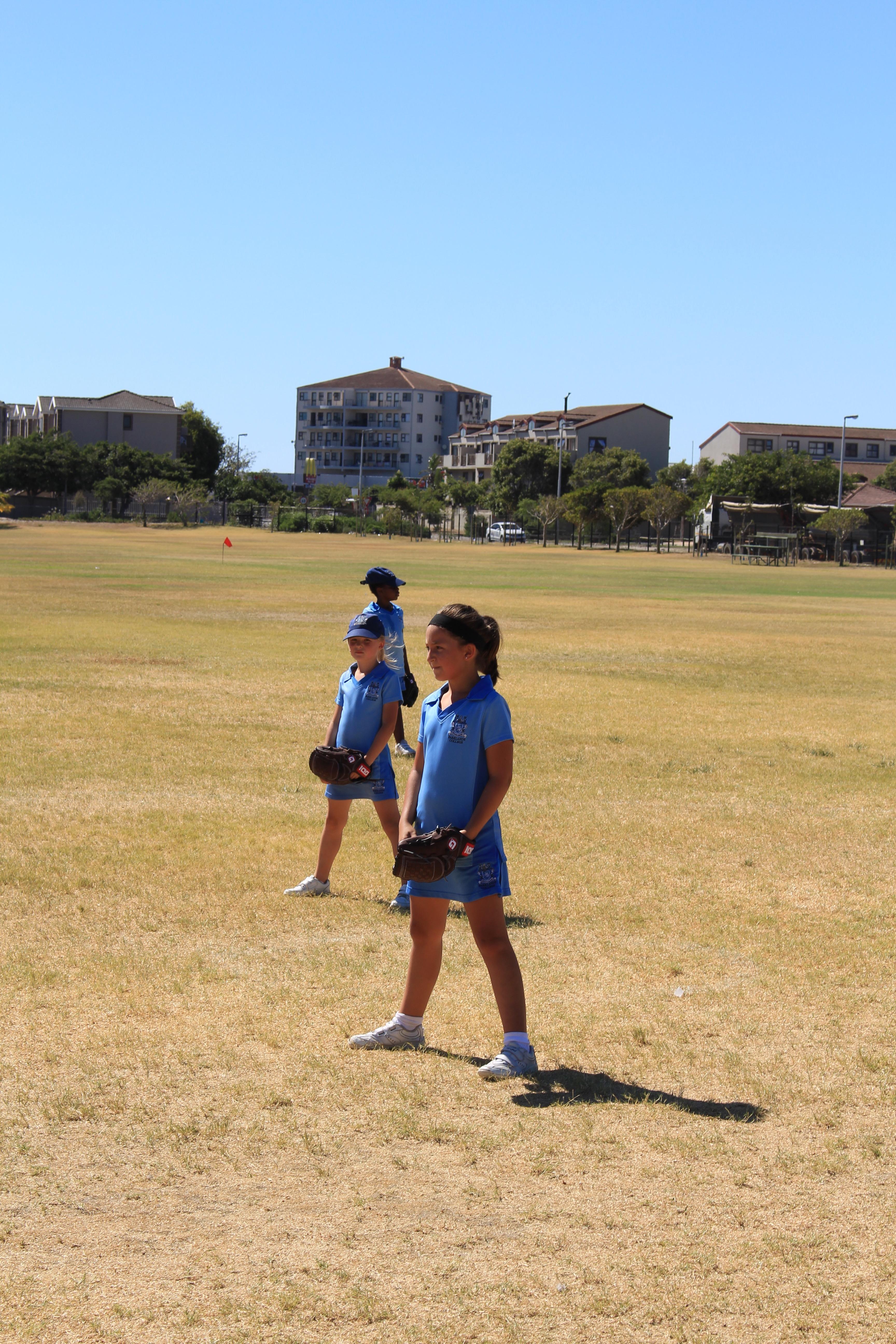 Parklands College Junior Preparatory Softball 6