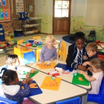 Parklands College Prefect Visit to Christopher Robin Pre-Primary 4