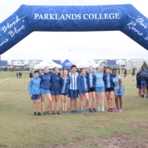 Parklands College Secondary Faculty Cross Country