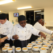 Parklands College Secondary Faculty Hospitality Restaurant Evening 2
