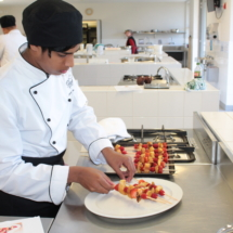 Parklands College Secondary Faculty Hospitality Restaurant Service 7