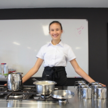 Parklands College Secondary Faculty Hospitality Restaurant Service 9