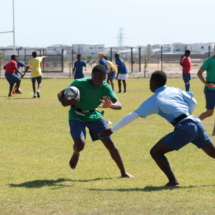 Parklands College Secondary Faculty Inter-House Rugby 2