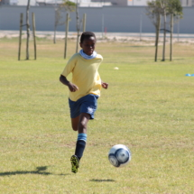 Parklands College Secondary Faculty Inter-House Soccer
