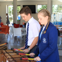 Parklands College Secondary Faculty Marimba