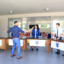 Parklands College Secondary Faculty Marimba 5