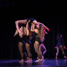 Parklands College Secondary Faculty Modern Dance