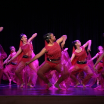 Parklands College Secondary Faculty Modern Dance 10