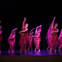 Parklands College Secondary Faculty Modern Dance 13
