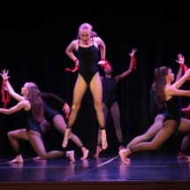 Parklands College Secondary Faculty Modern Dance 2