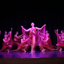 Parklands College Secondary Faculty Modern Dance 6